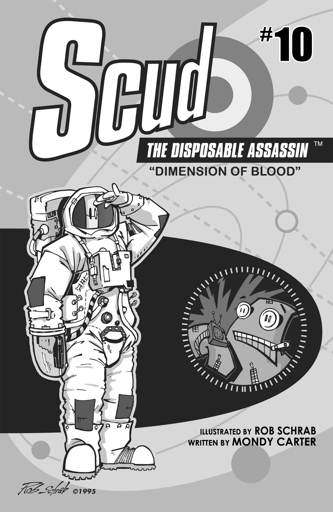 Read online Scud: The Disposable Assassin: The Whole Shebang comic -  Issue # TPB (Part 2) - 37
