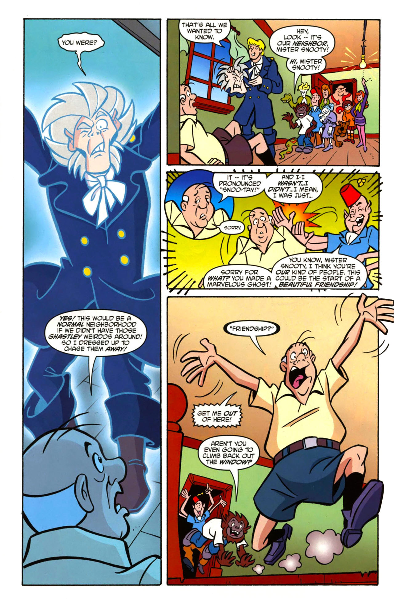 Read online Scooby-Doo: Where Are You? comic -  Issue #13 - 11