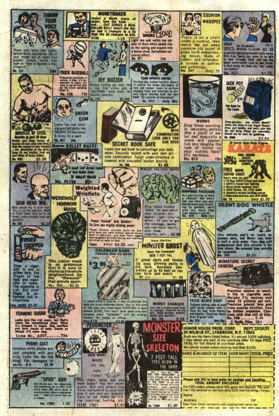 Read online Scary Tales comic -  Issue #7 - 14