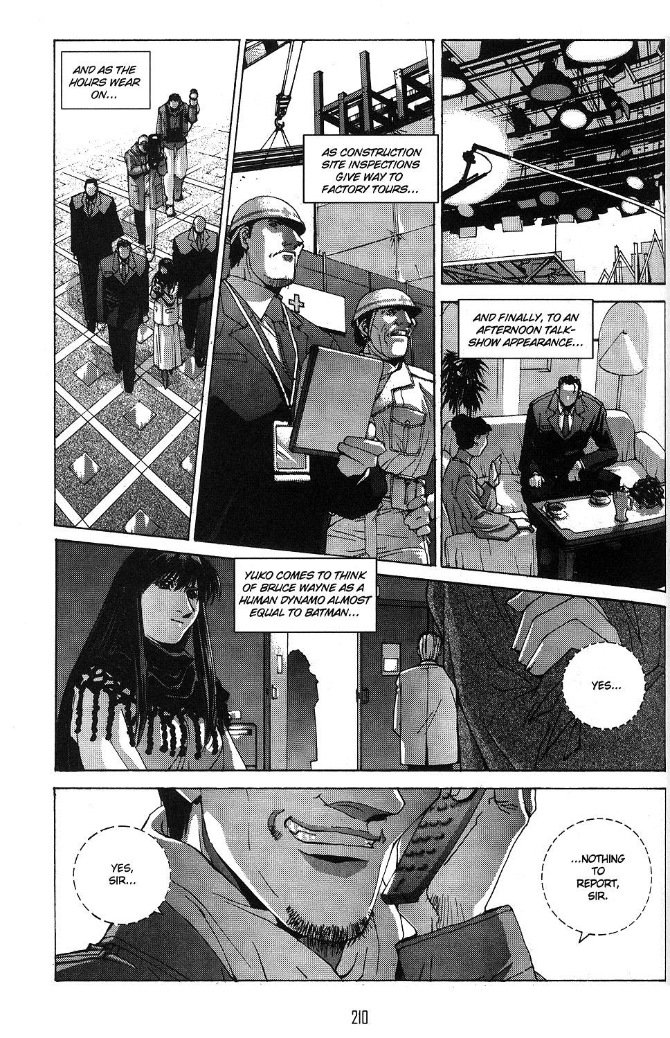 Read online Batman: Child of Dreams comic -  Issue # Full - 200
