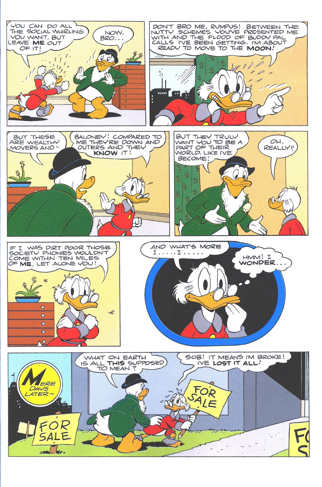 Uncle Scrooge (1953) Issue #374 #374 - English 53