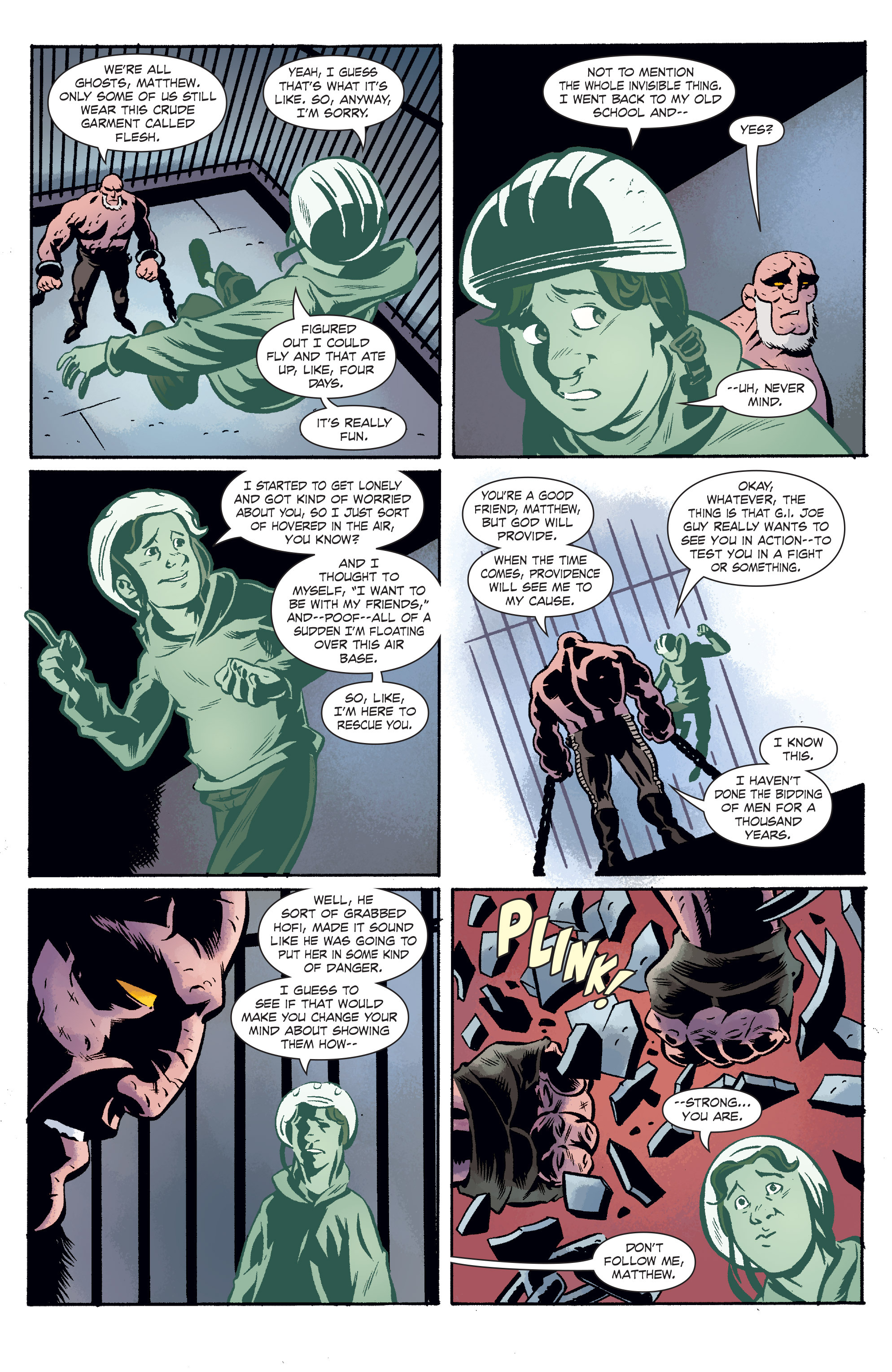 Read online The Anchor comic -  Issue # TPB 1 - 60
