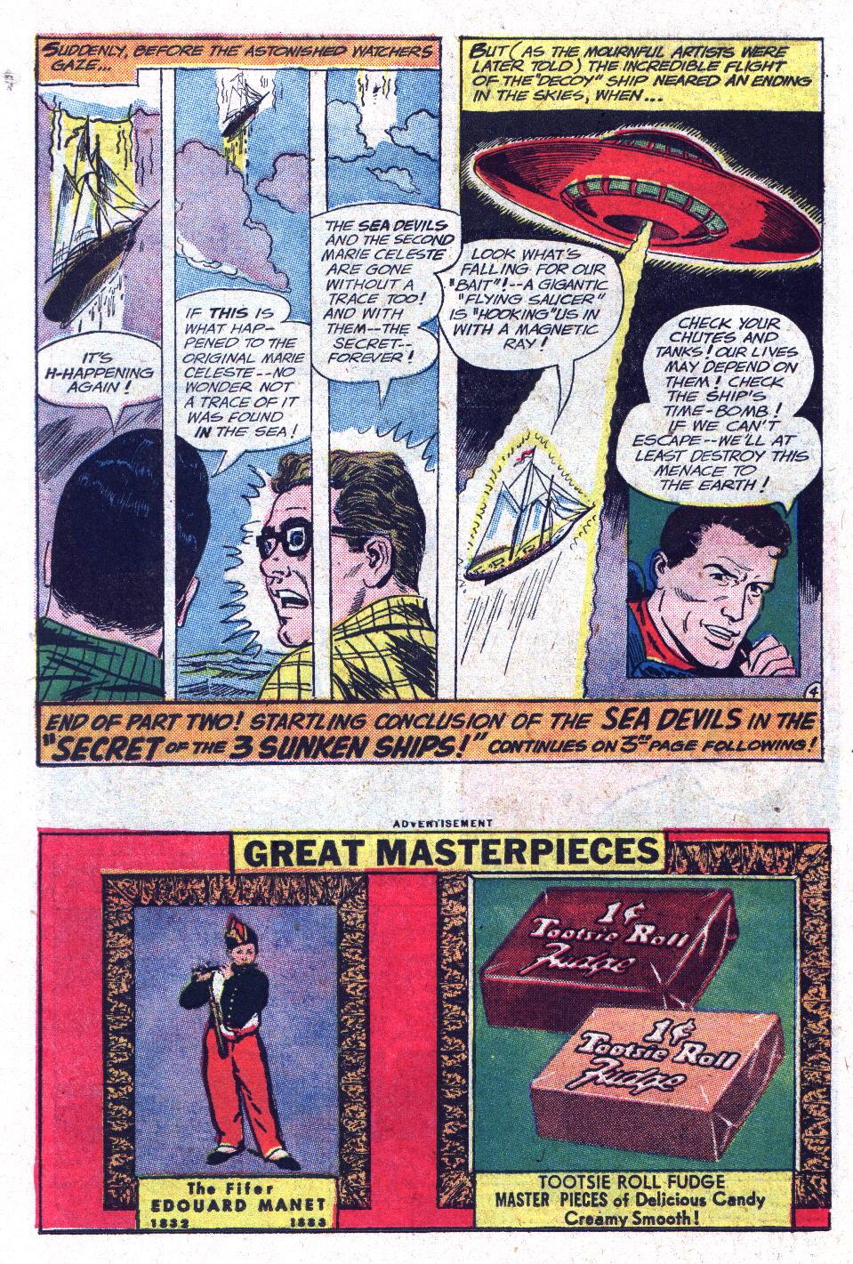 Read online Sea Devils comic -  Issue #13 - 26