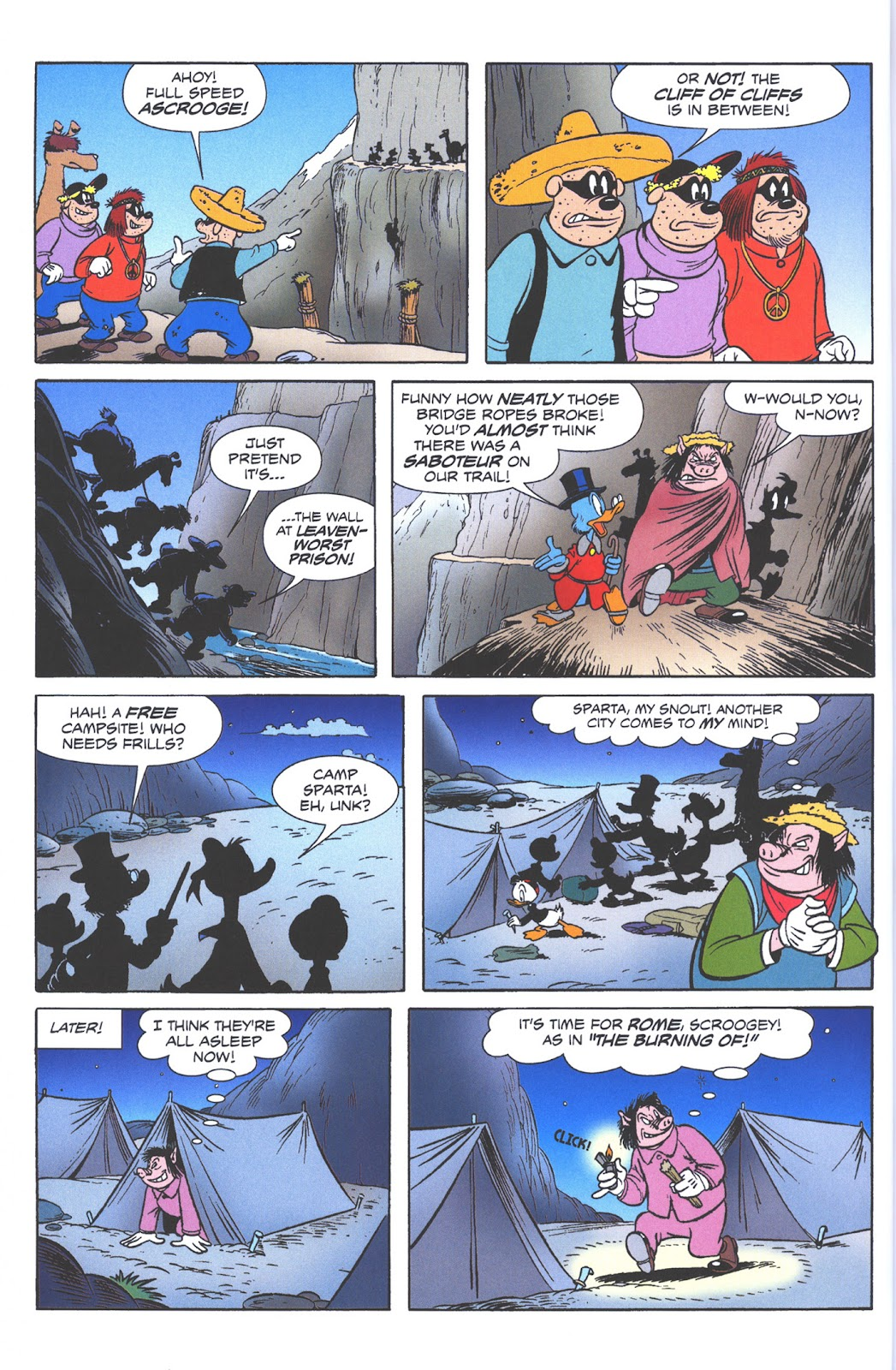 Uncle Scrooge (1953) Issue #369 #369 - English 14