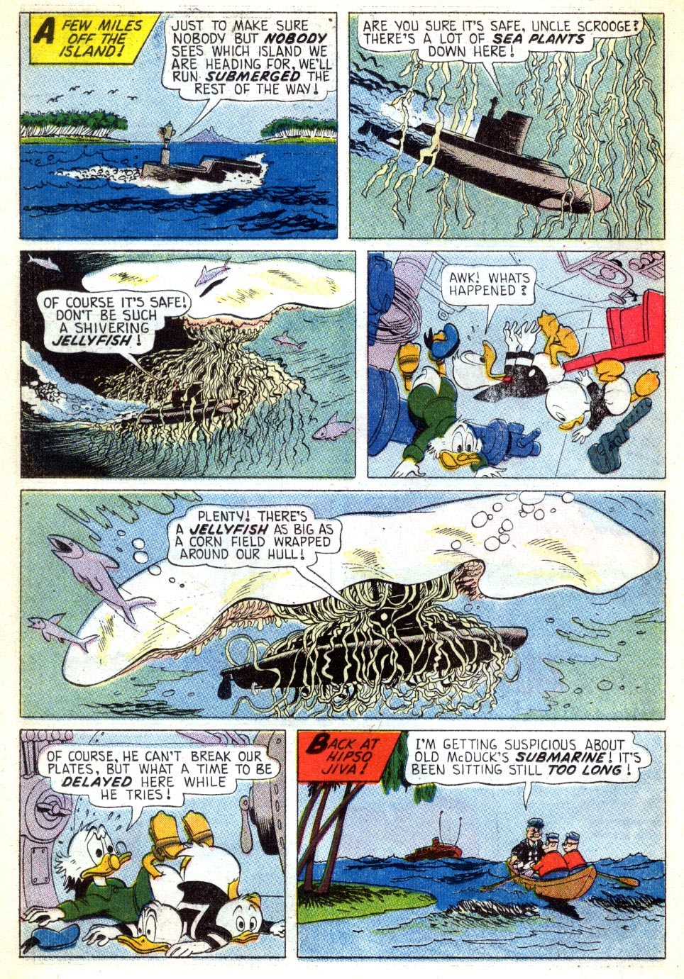 Uncle Scrooge (1953) Issue #41 #41 - English 14