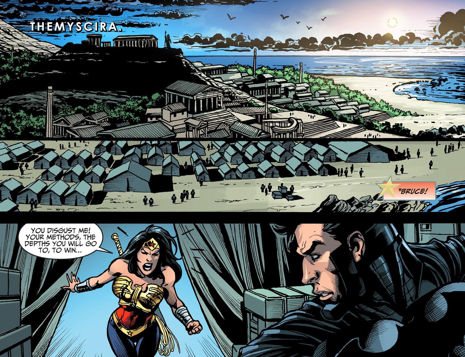 Injustice: Gods Among Us Year Four Issue #16 #17 - English 19