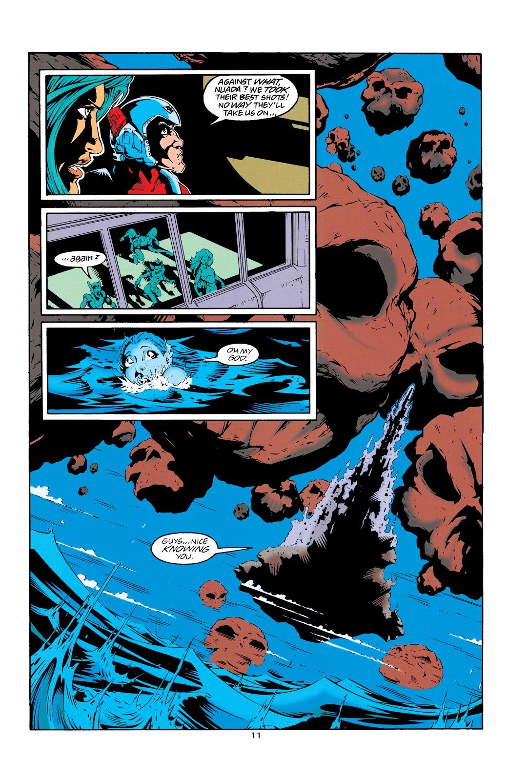 Aquaman (1994) Issue #25 #31 - English 12