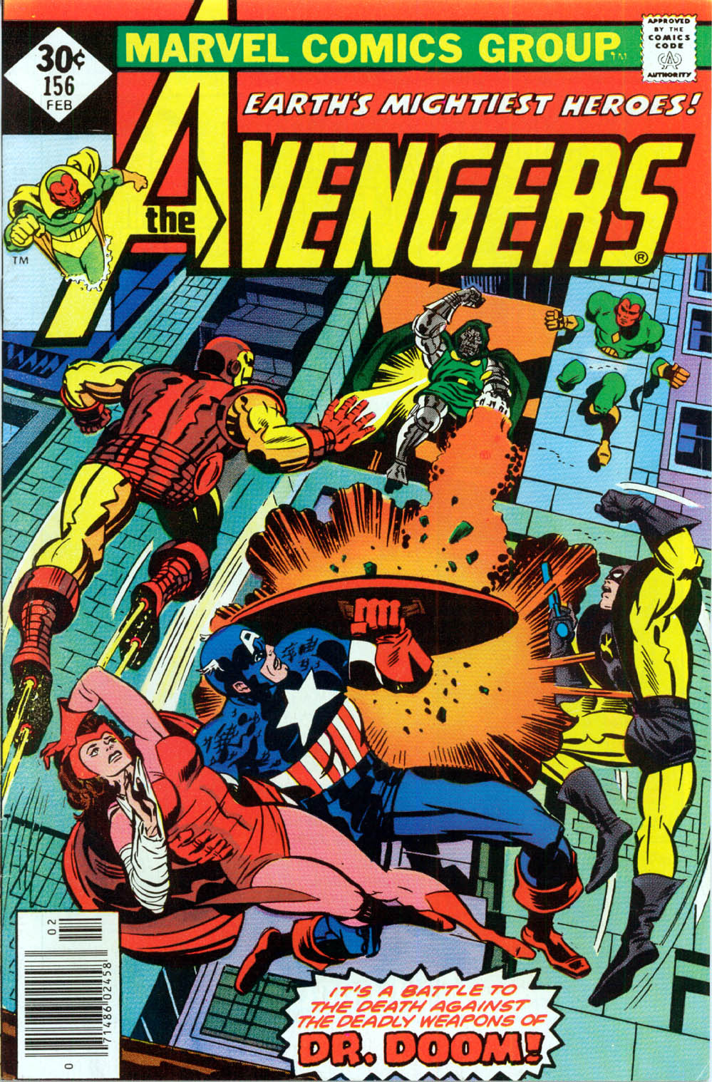 The Avengers (1963) 156 Page 1