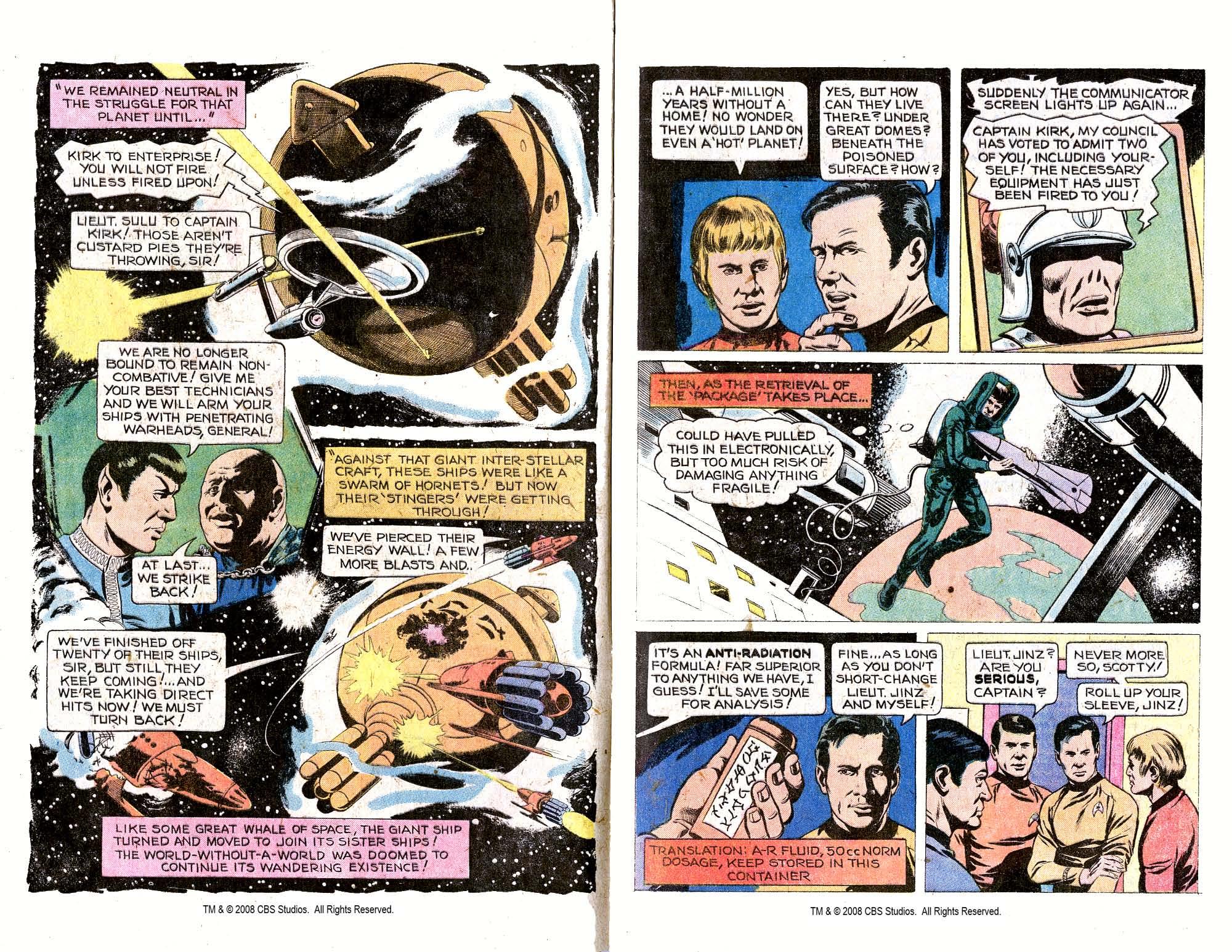 Star Trek (1967) #50 #50 - English 7