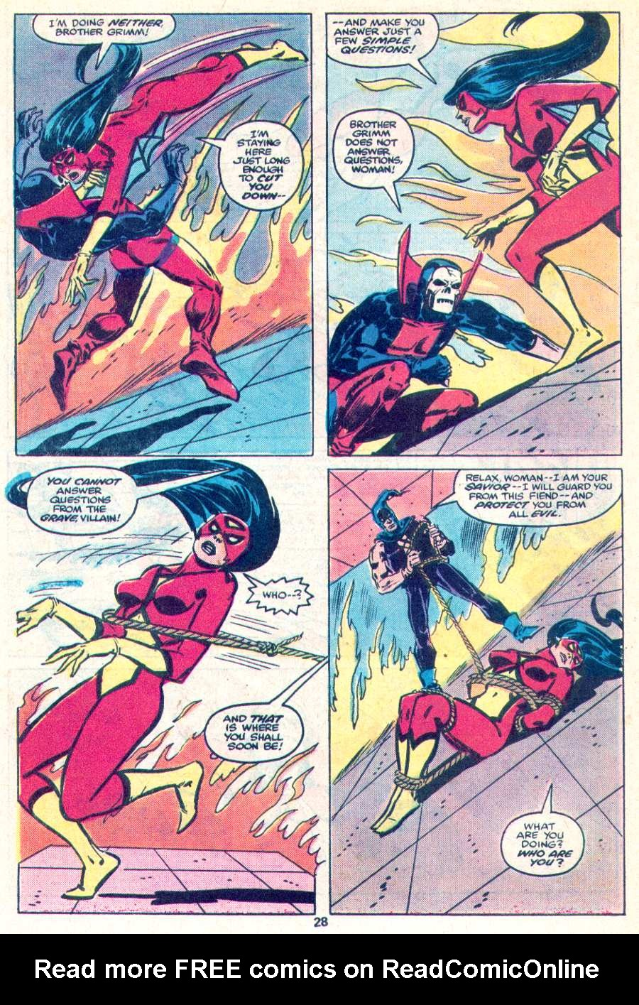 Spider-Woman (1978) Issue #4 #4 - English 17