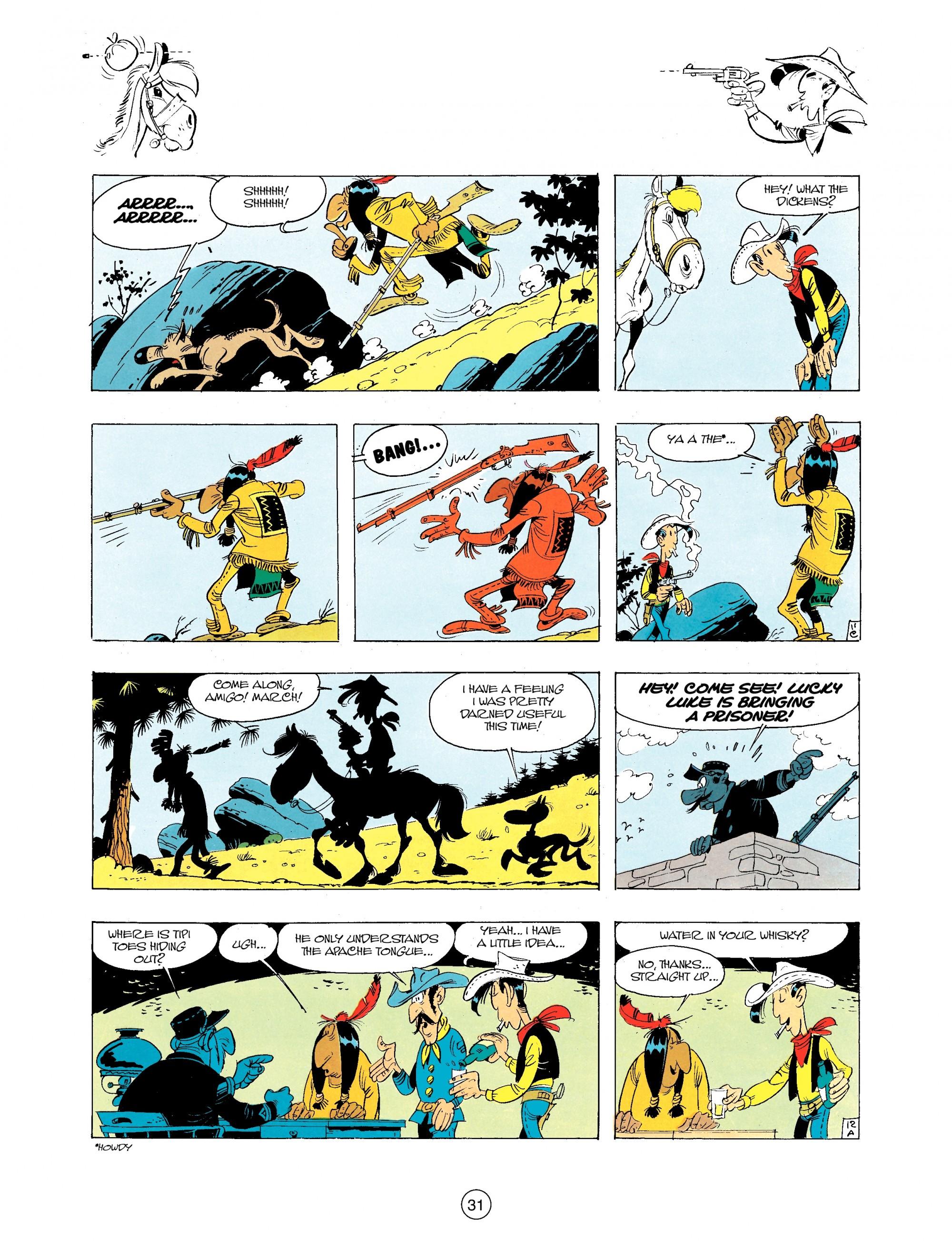 A Lucky Luke Adventure 34 Page 30