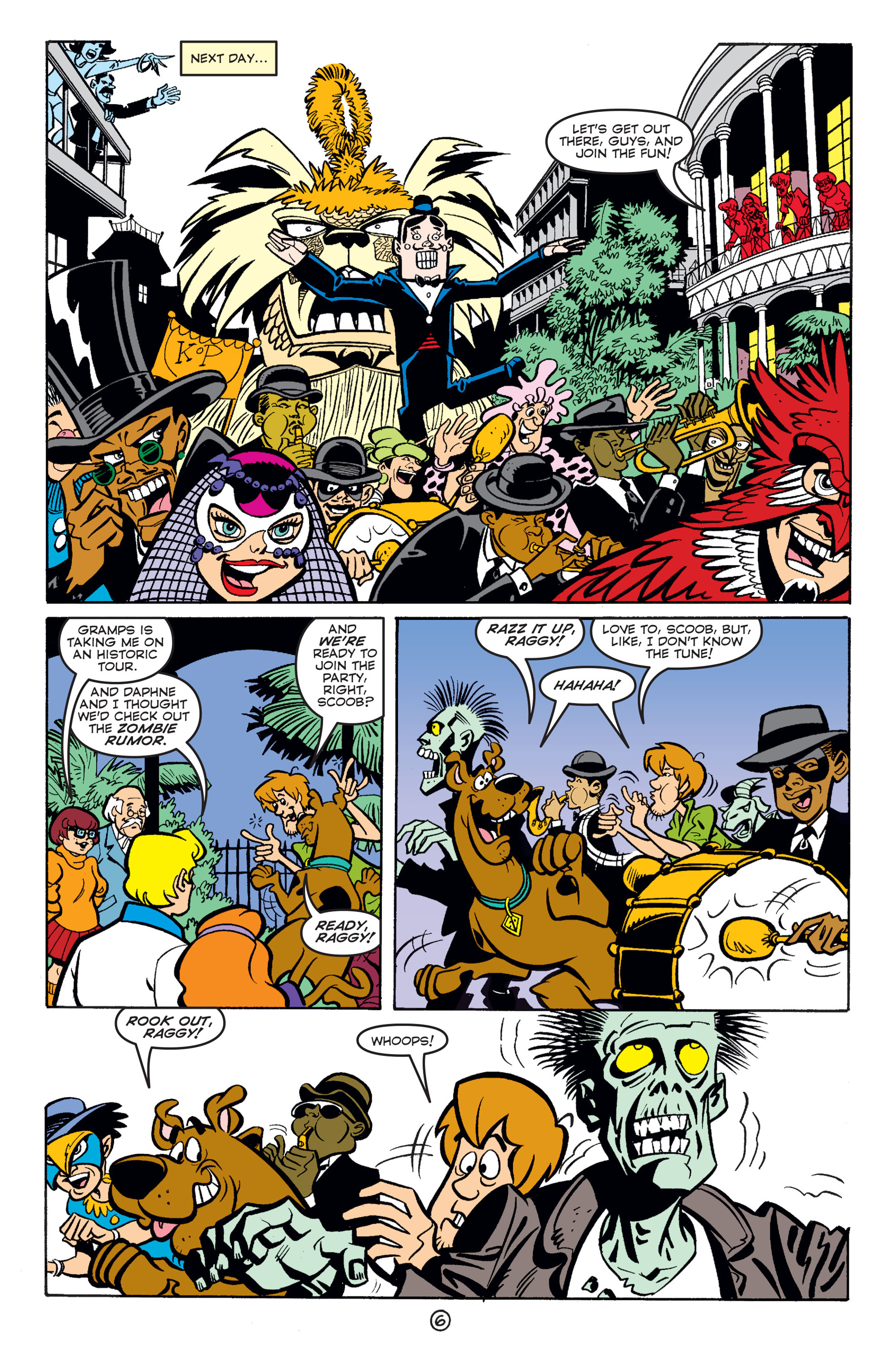 Read online Scooby-Doo (1997) comic -  Issue #54 - 7