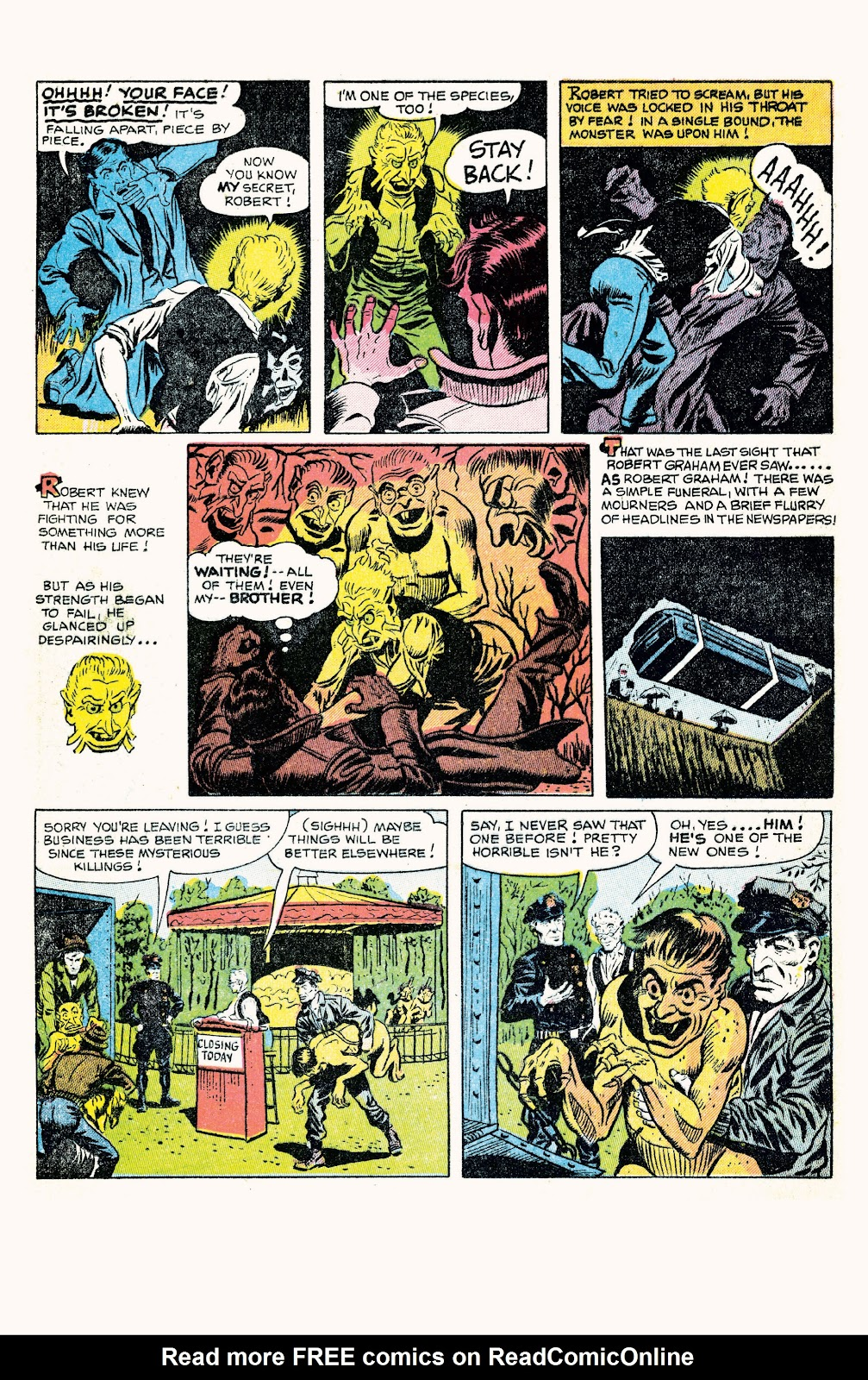 Haunted Horror Issue #9 #9 - English 47