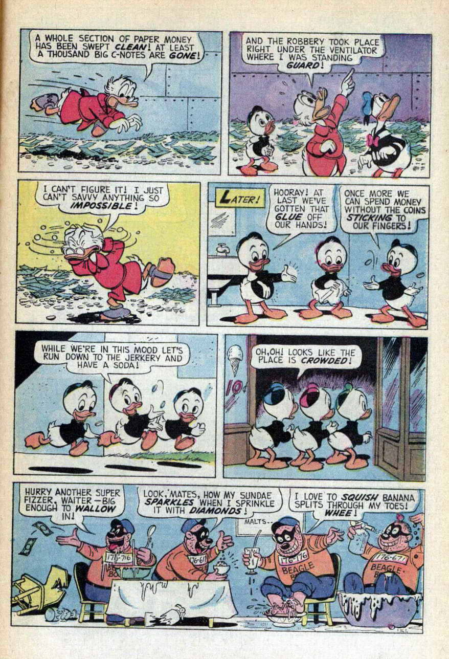Uncle Scrooge (1953) Issue #42 #42 - English 17
