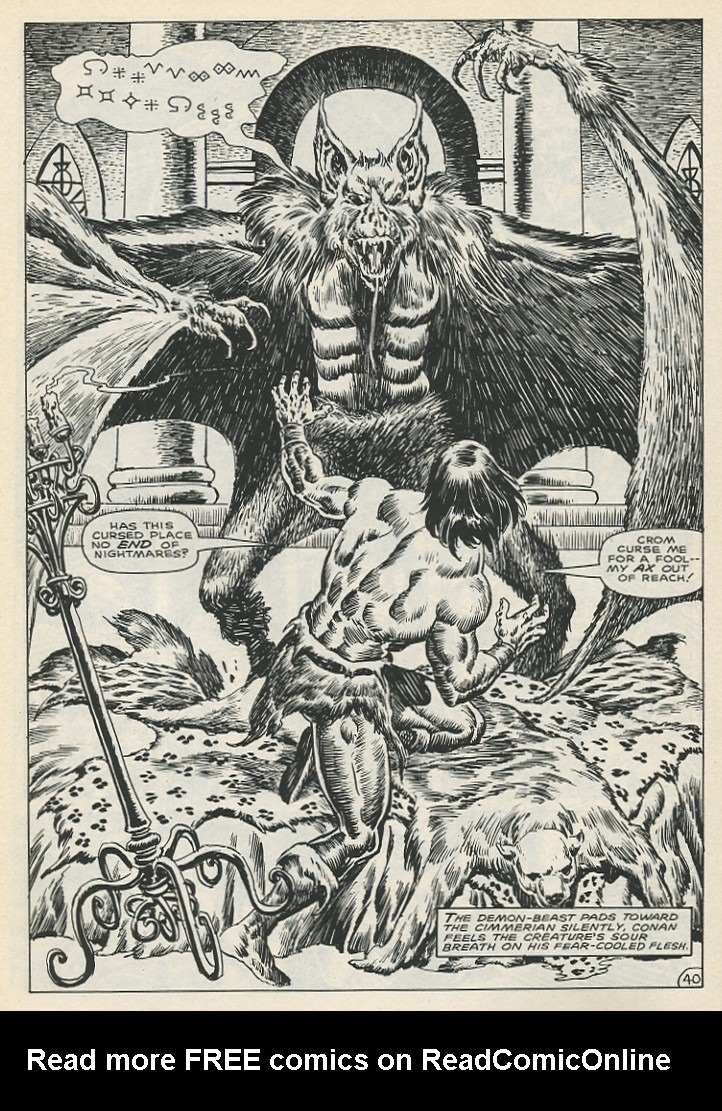 The Savage Sword Of Conan Issue #141 #142 - English 46