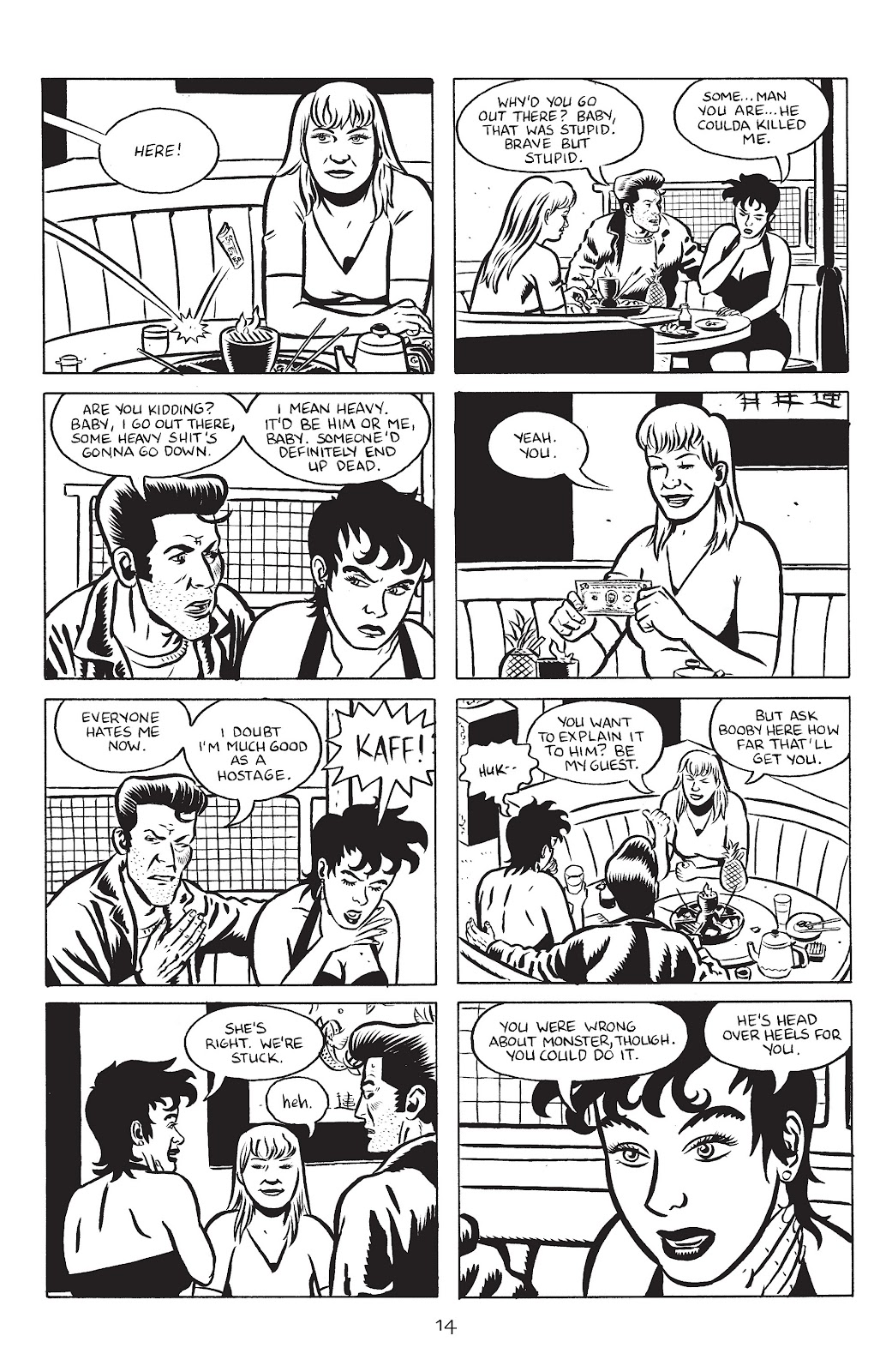 Stray Bullets Issue #24 #24 - English 16