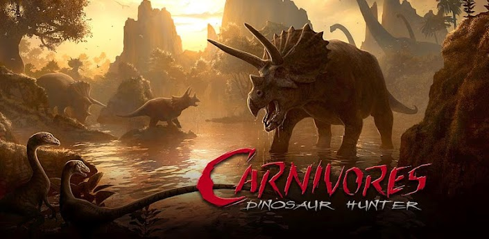 Carnivores: Dinosaur Hunter armv qvga hvga apk free download