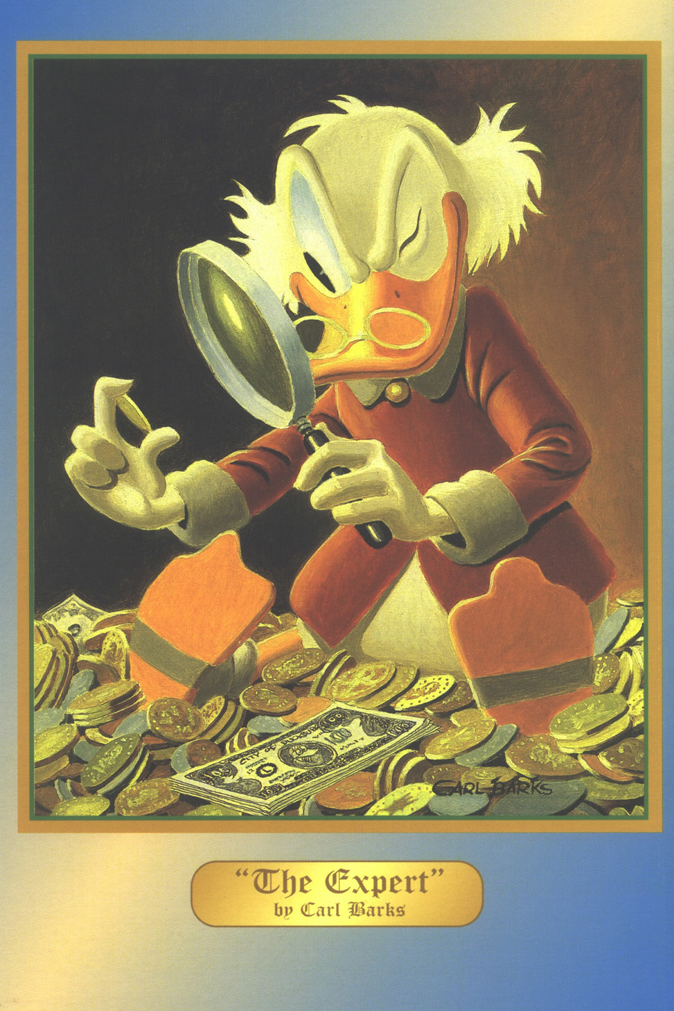 Uncle Scrooge (1953) Issue #317 #317 - English 68