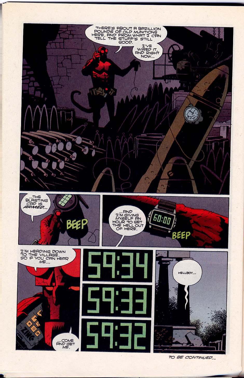 Hellboy: Wake the Devil Issue #3 #3 - English 24