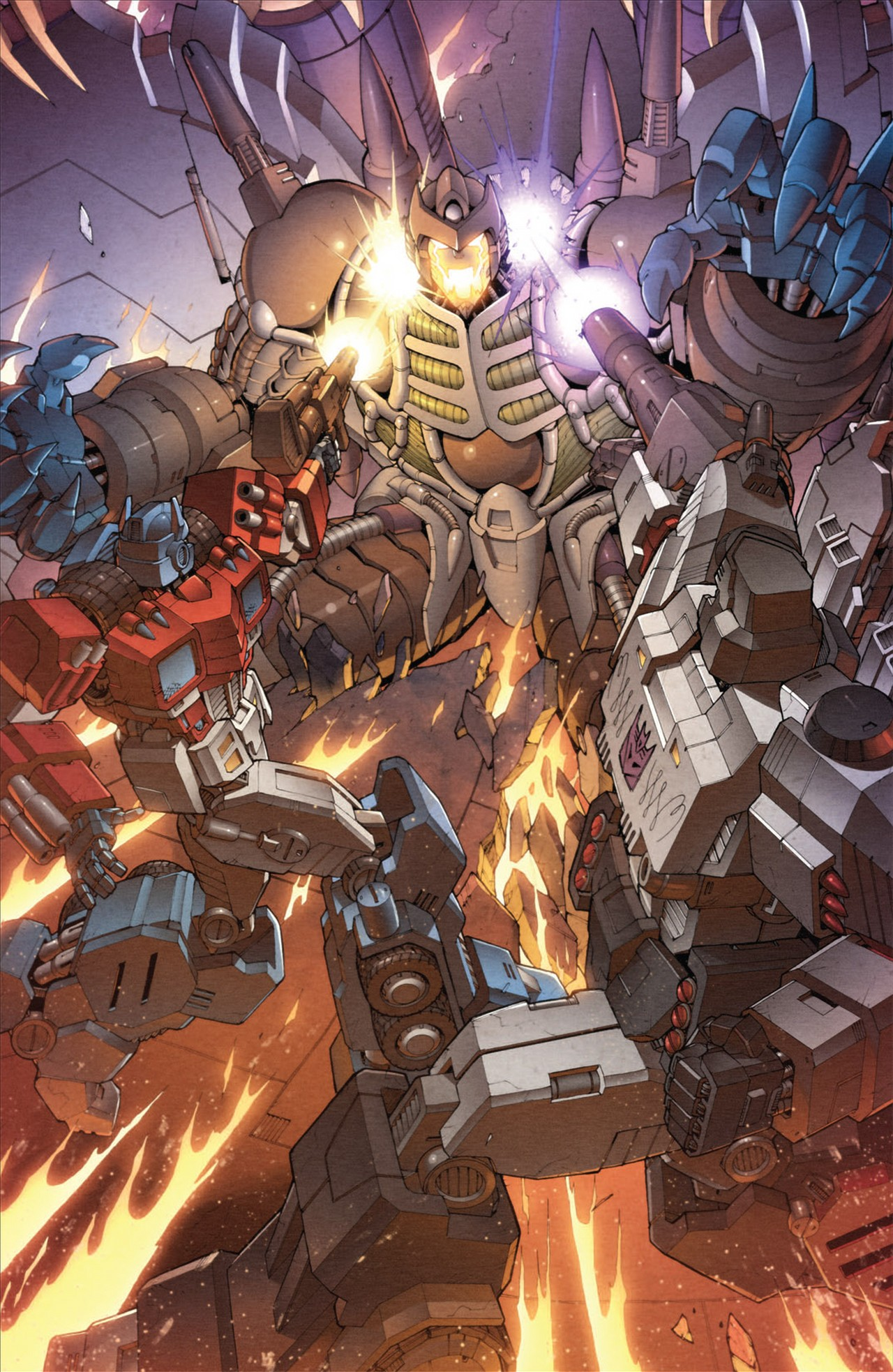 The Transformers (2009) chap 31 pic 18