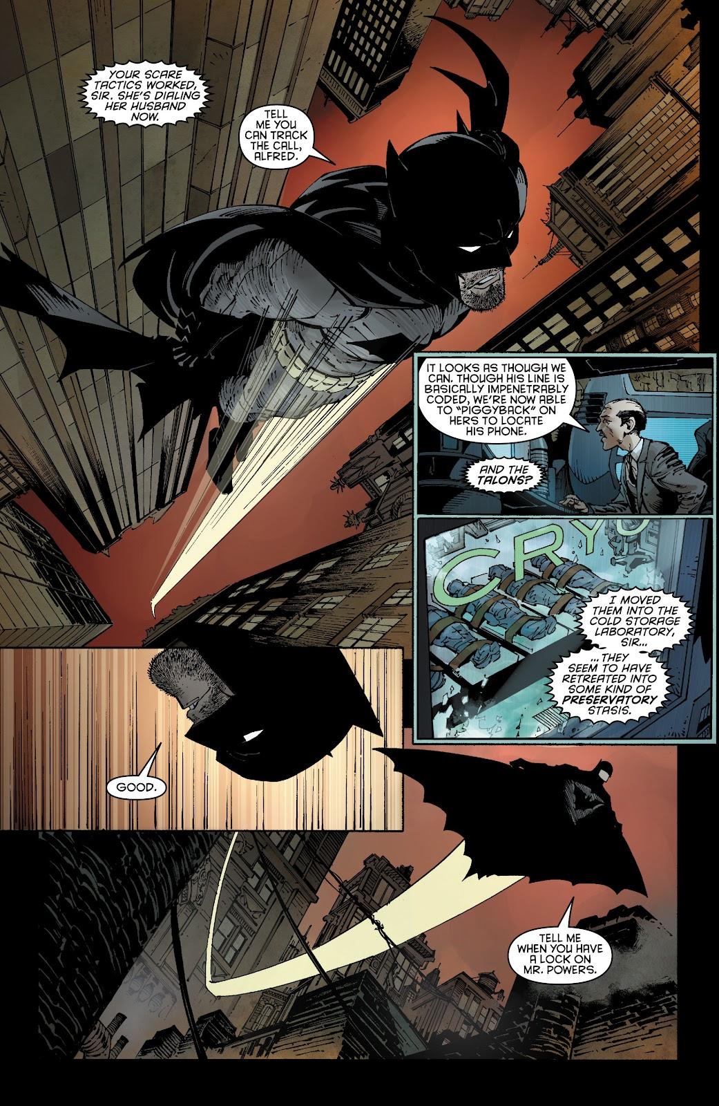 Batman (2011) Issue #10 #25 - English 5
