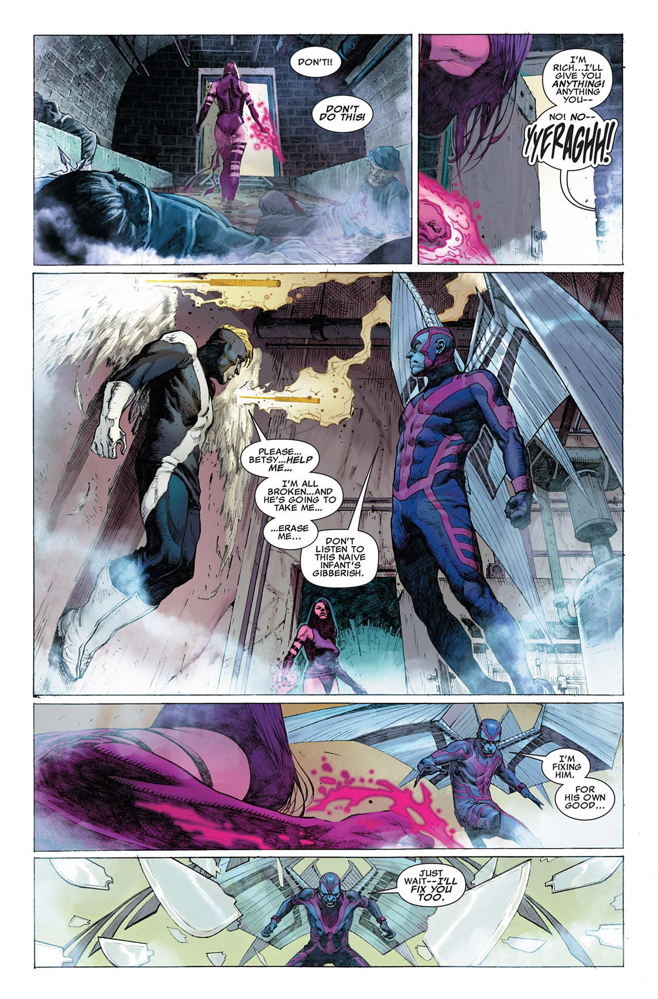 Uncanny X-Force (2010) #1 #37 - English 7