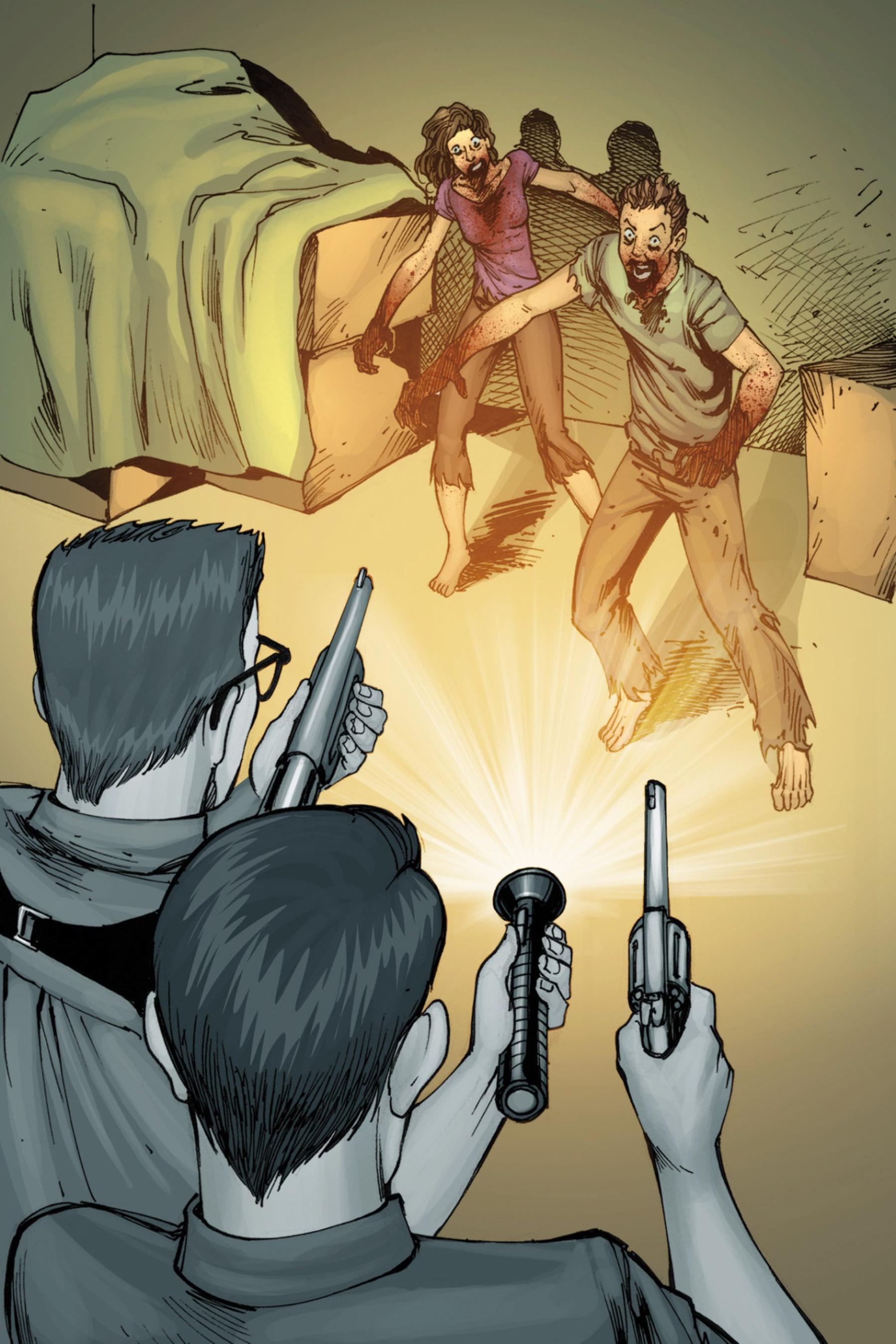 Read online Z-Men comic -  Issue #3 - 78