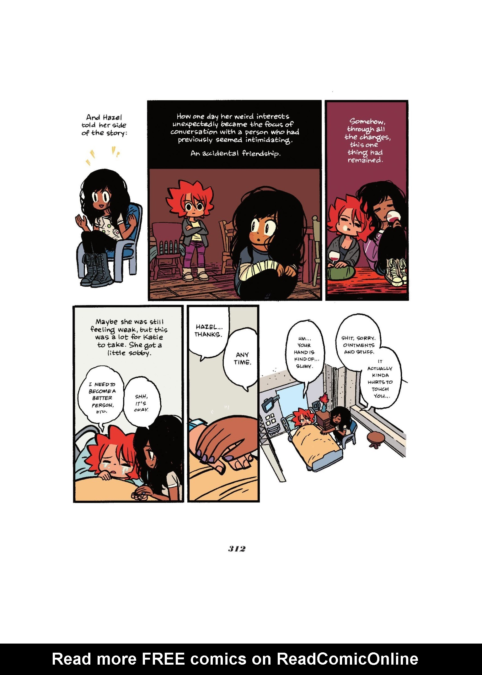 Read online Seconds comic -  Issue # Full - 312