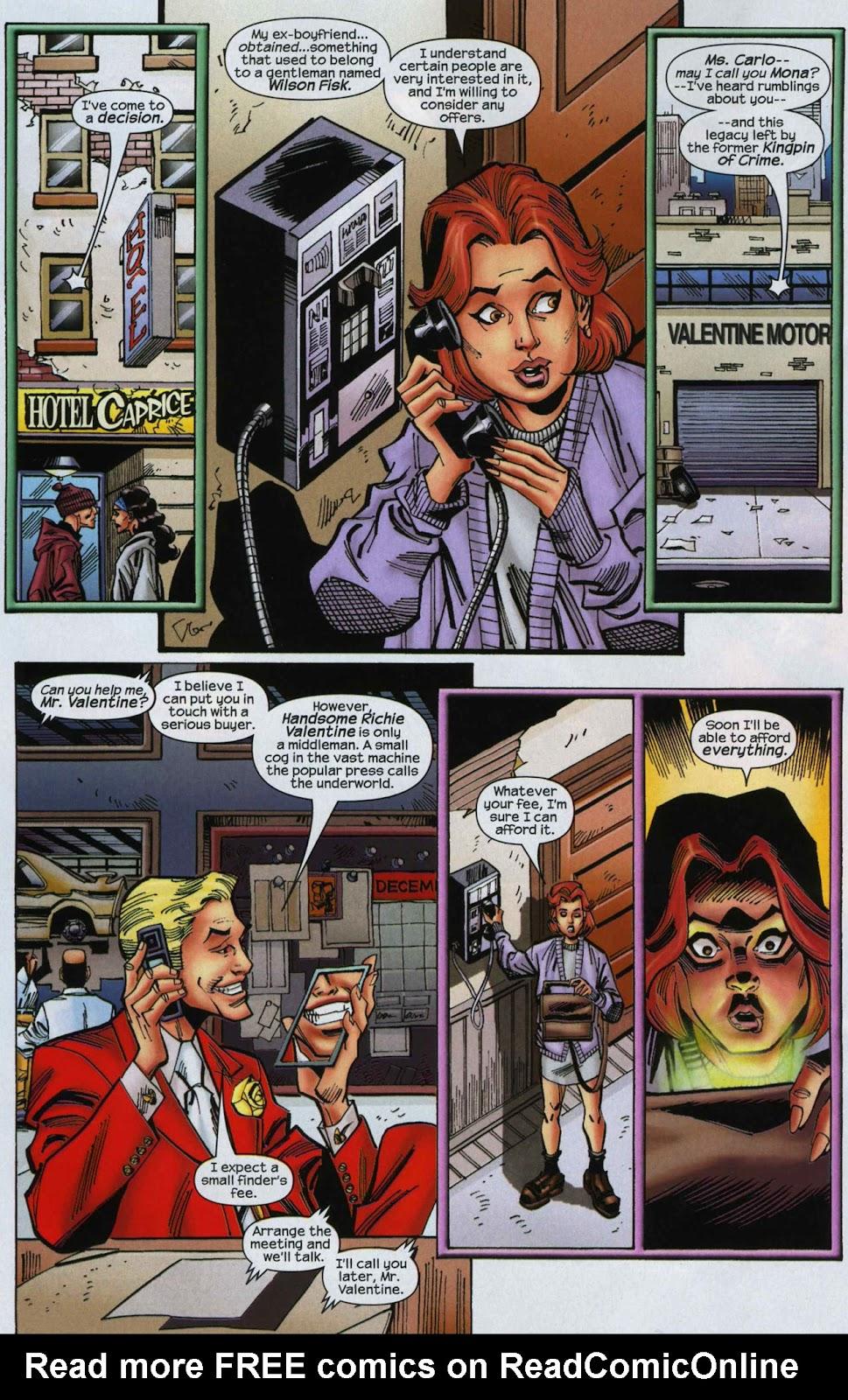 Amazing Spider-Girl Issue #3 #4 - English 14