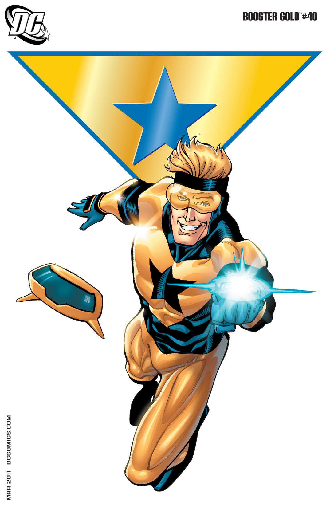 Booster Gold (2007) 40 Page 1
