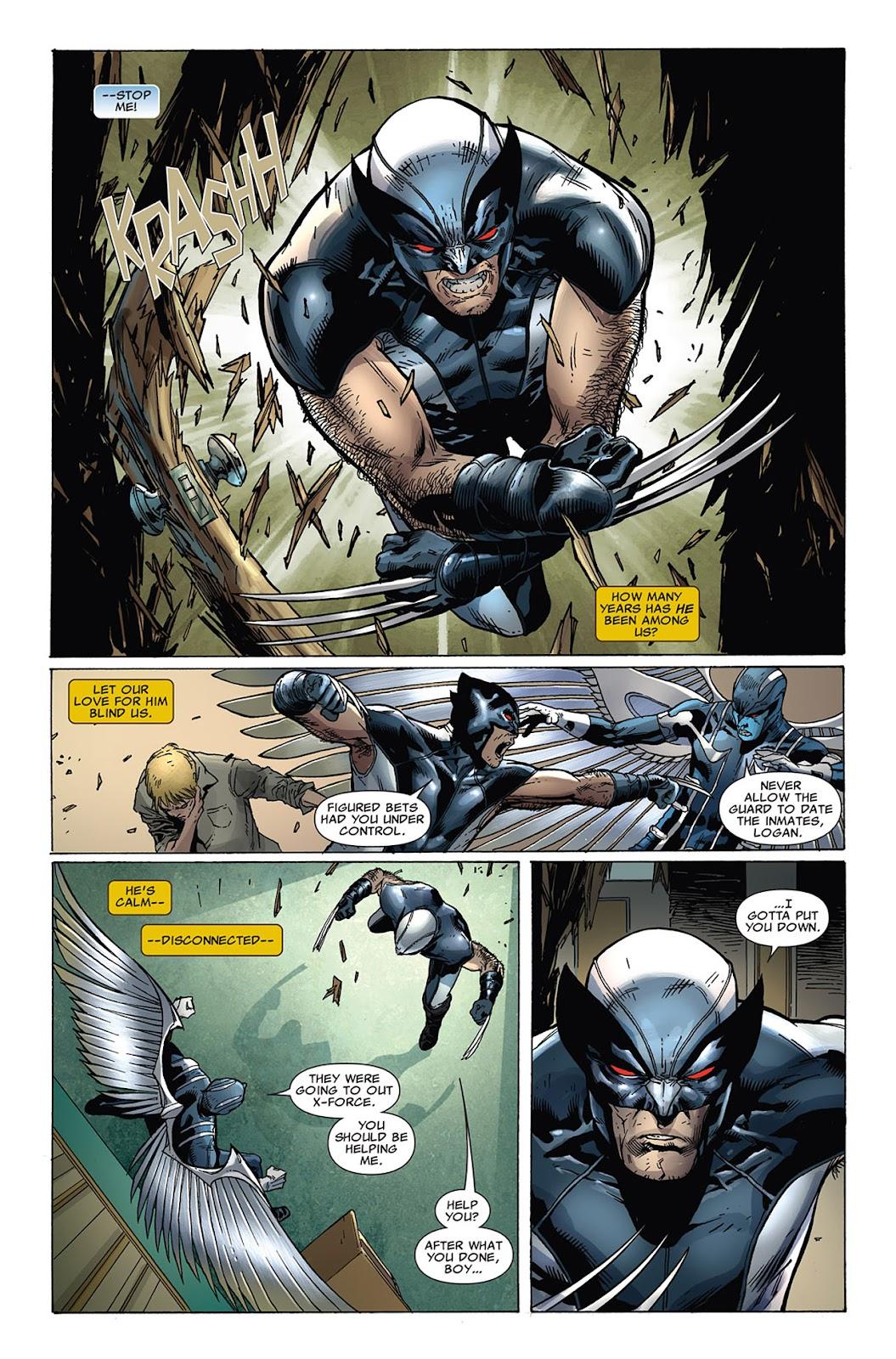 Uncanny X-Force (2010) Issue #10 #11 - English 15