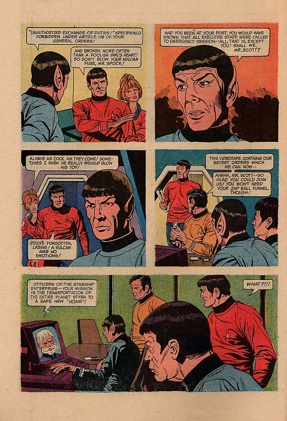 Star Trek (1967) Issue #18 #18 - English 5