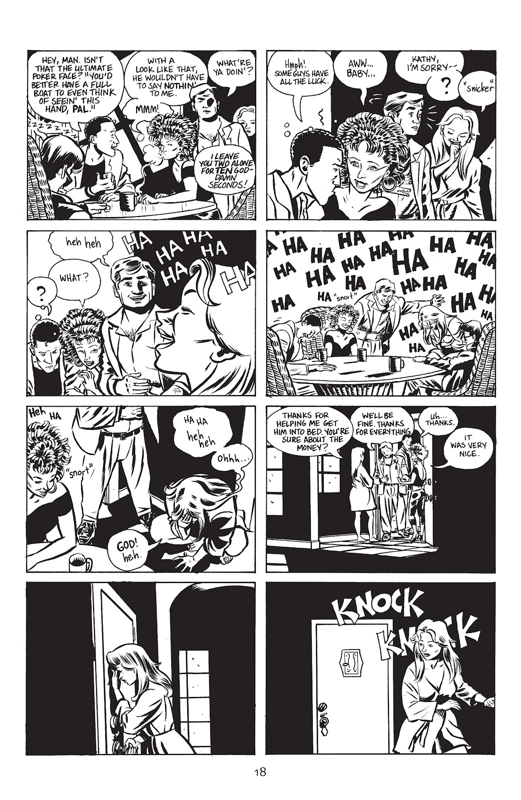 Stray Bullets Issue #17 #17 - English 20