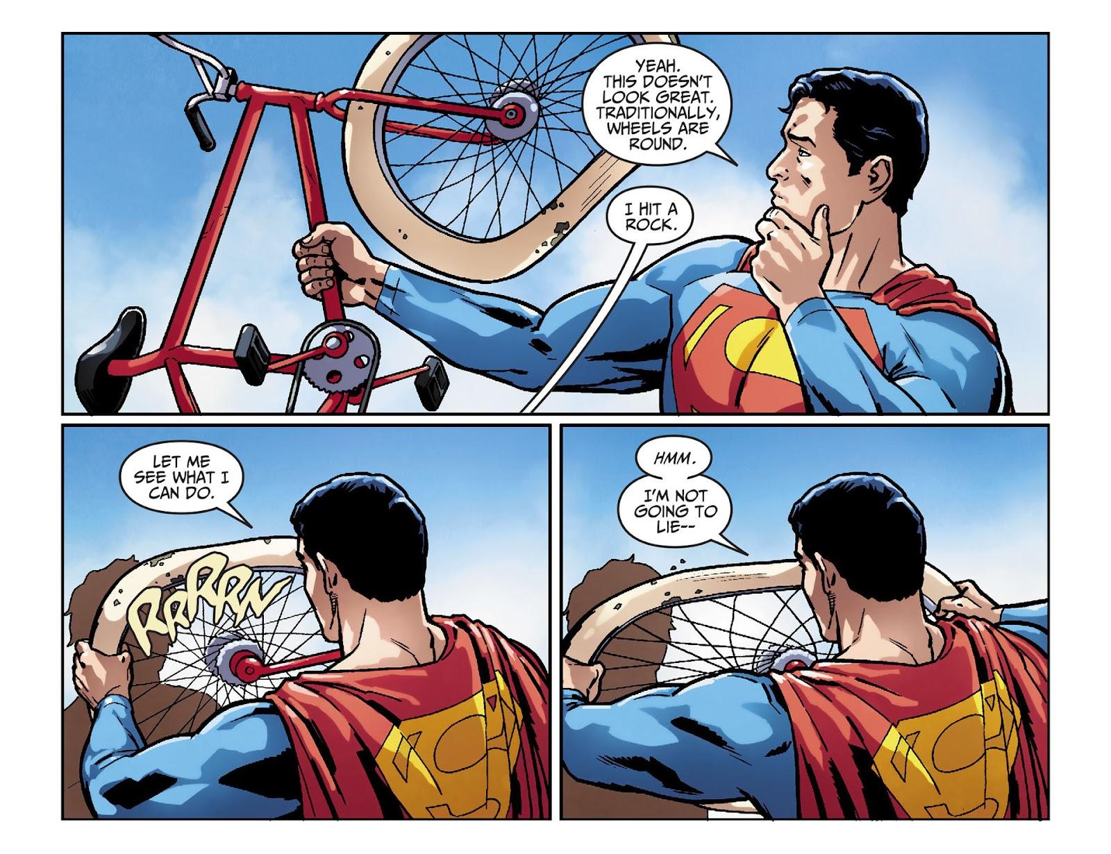 Injustice: Gods Among Us [I] Issue #30 #31 - English 6