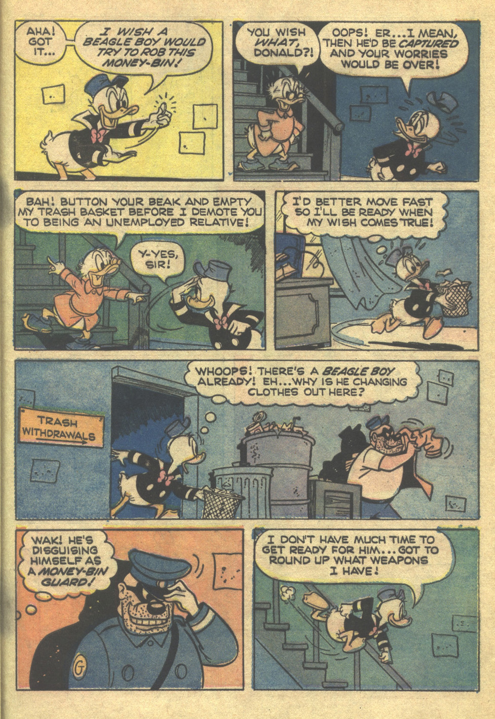 Uncle Scrooge (1953) Issue #75 #75 - English 25