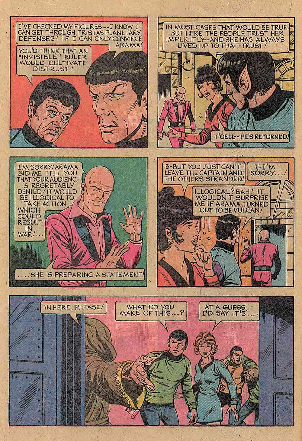 Star Trek (1967) Issue #31 #31 - English 10
