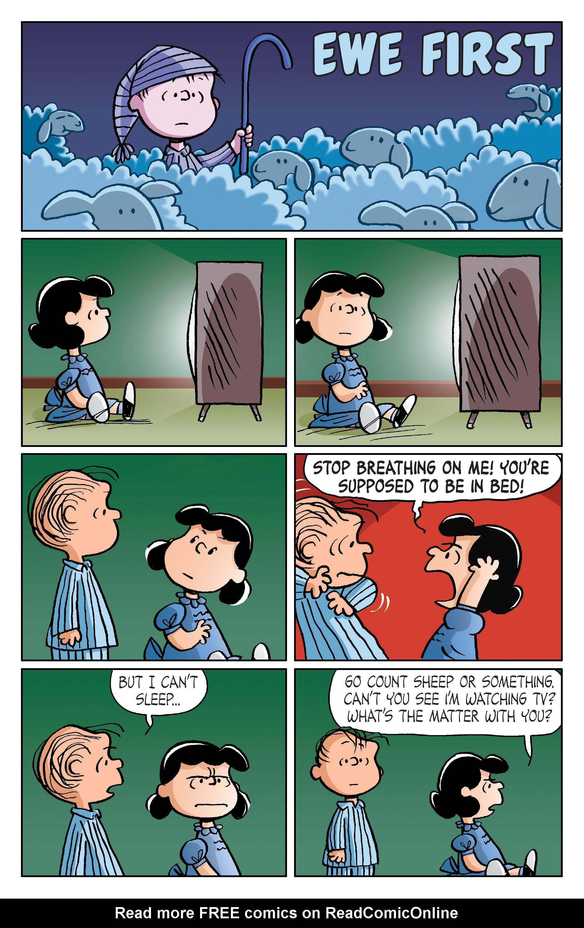 Read online Peanuts (2012) comic -  Issue #20 - 3