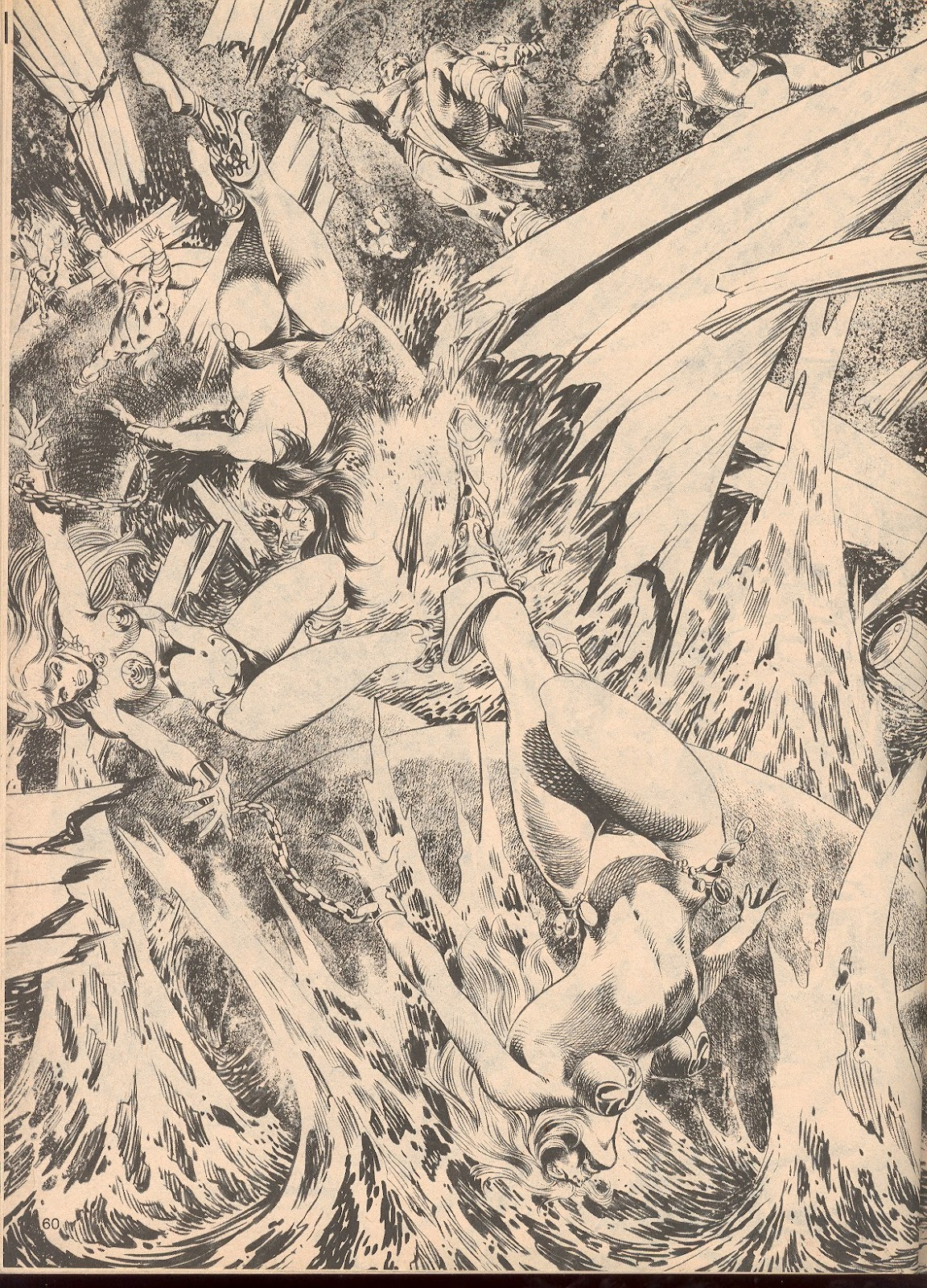 The Savage Sword Of Conan Issue #68 #69 - English 60
