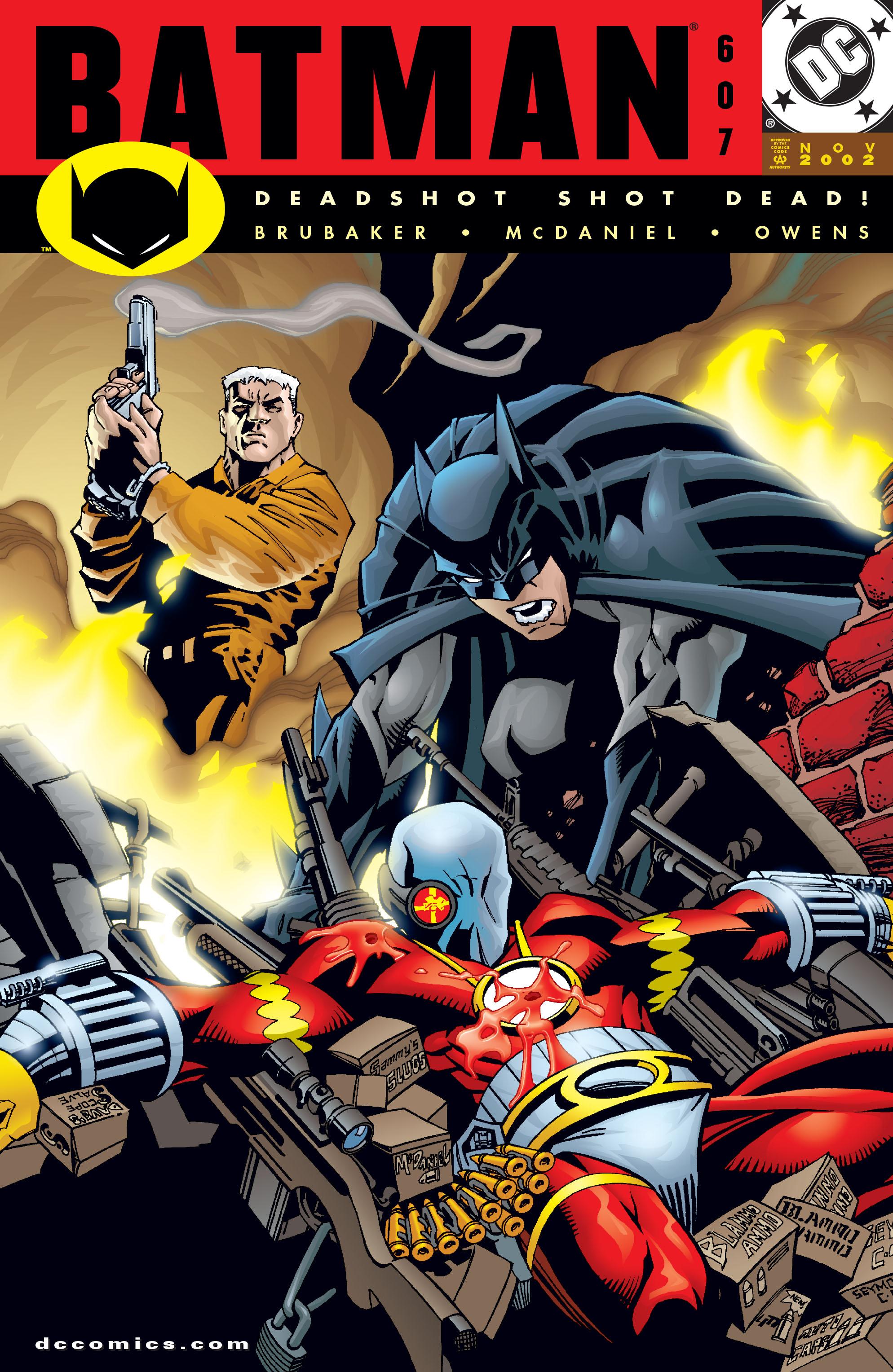 Batman (1940) 607 Page 1