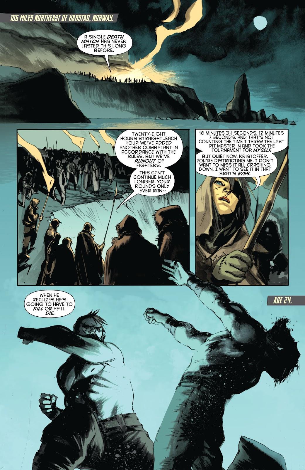 Batman (2011) Issue #23 #38 - English 24