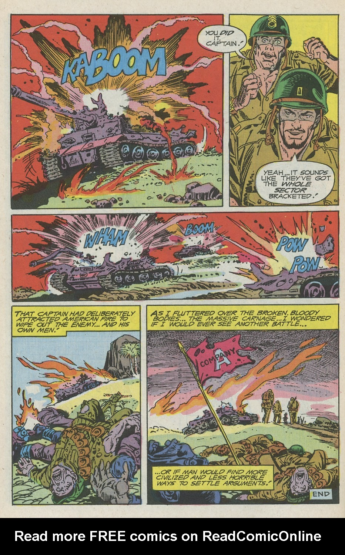G.I. Combat (1952) Issue #288 #288 - English 31
