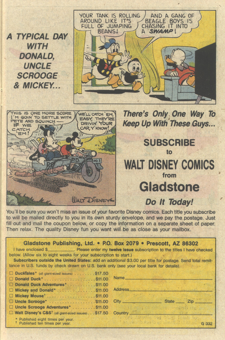 Uncle Scrooge (1953) Issue #236 #236 - English 11