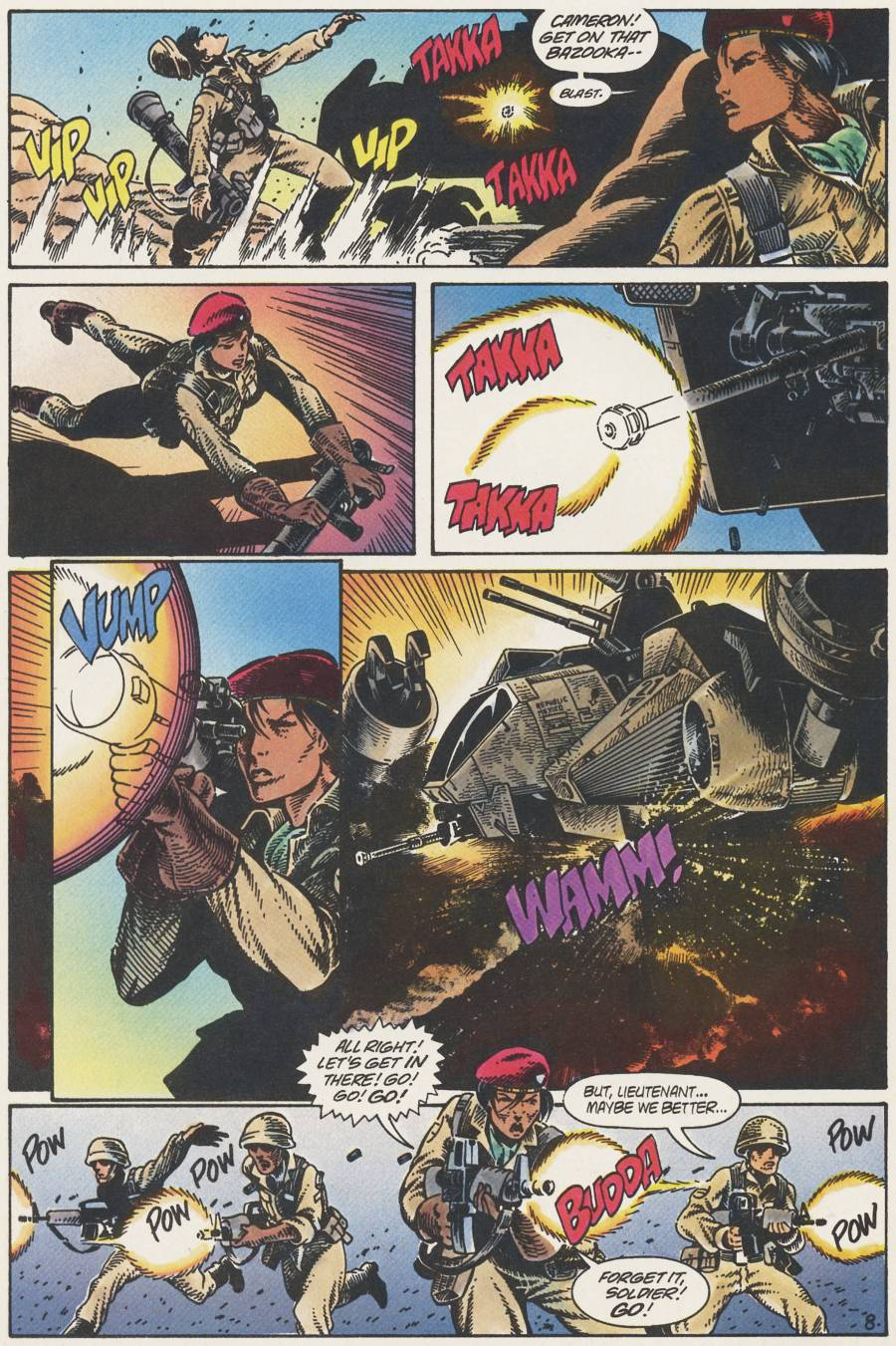 Read online Scout comic -  Issue #22 - 9