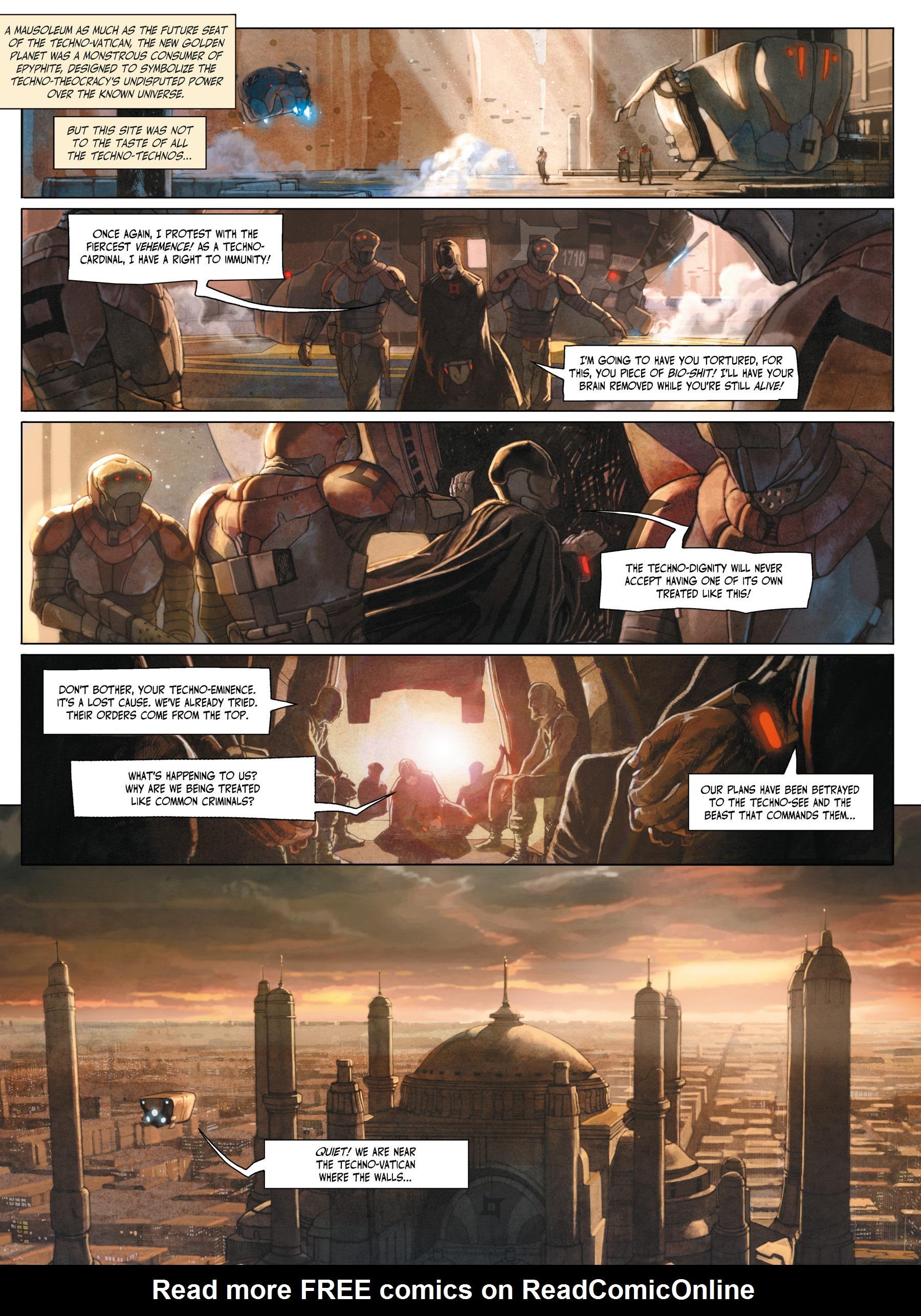 The Metabaron #1 #6 - English 14