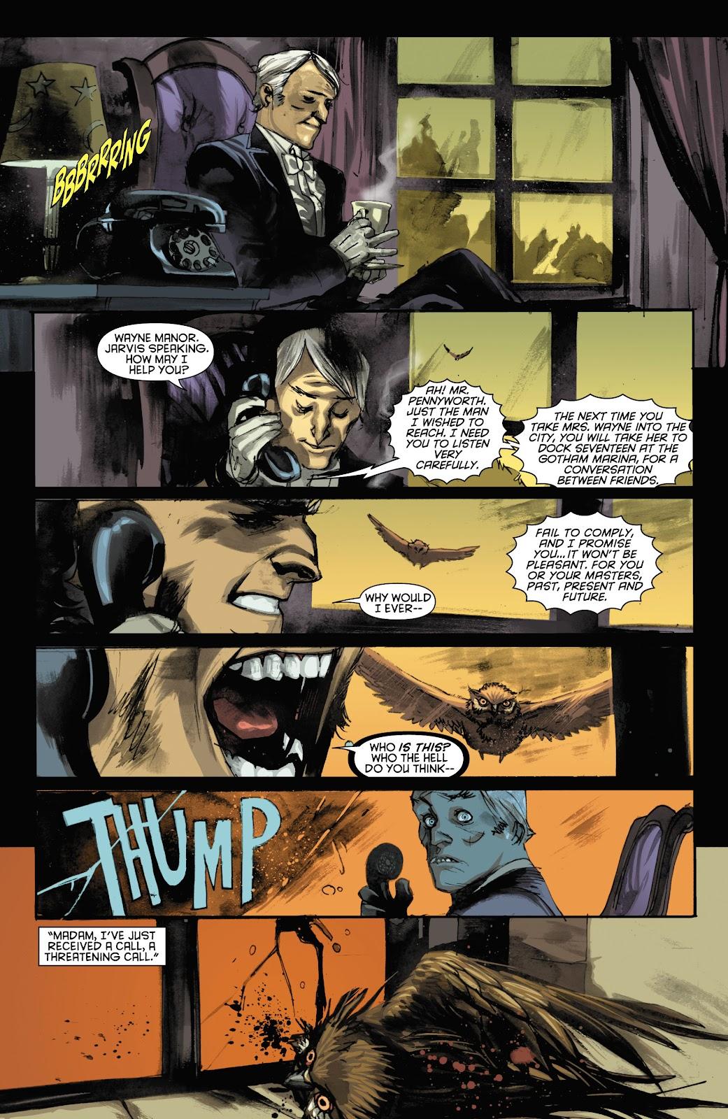 Batman (2011) Issue #10 #25 - English 27