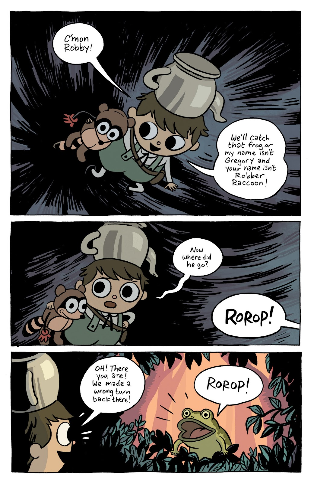 Over the Garden Wall (2016) Issue #2 #2 - English 3