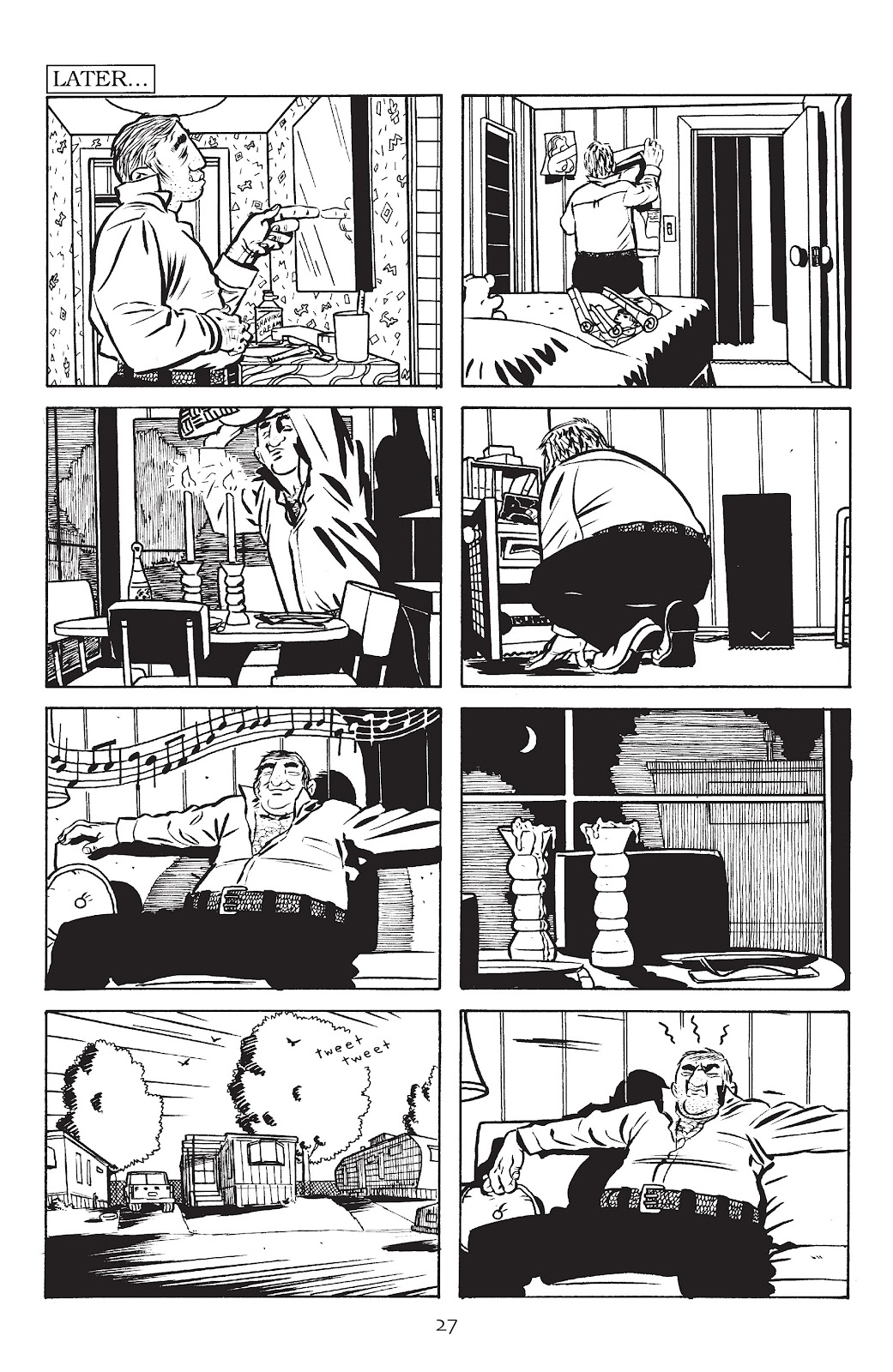 Stray Bullets Issue #9 #9 - English 29