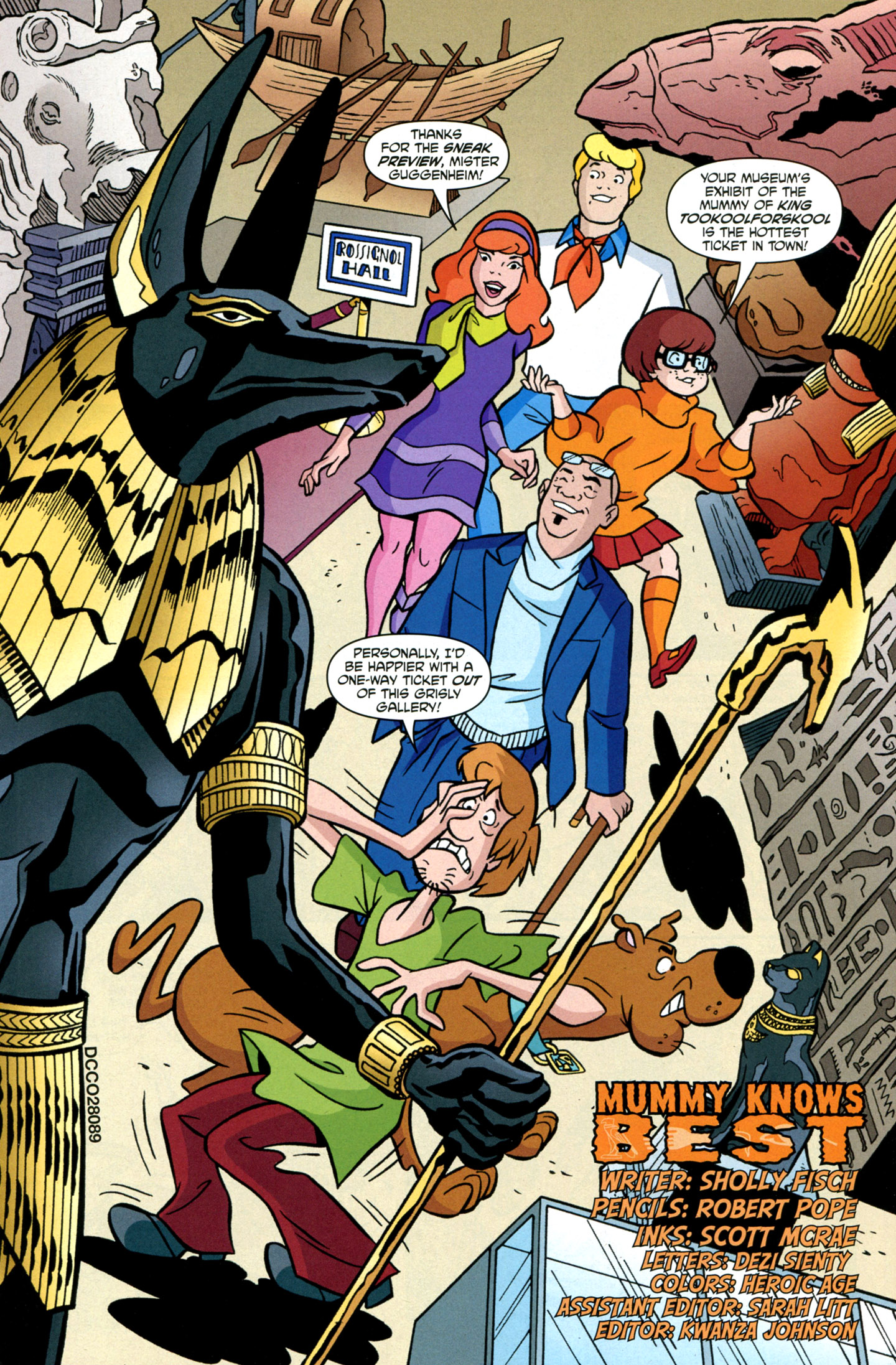 Read online Scooby-Doo: Where Are You? comic -  Issue #24 - 3