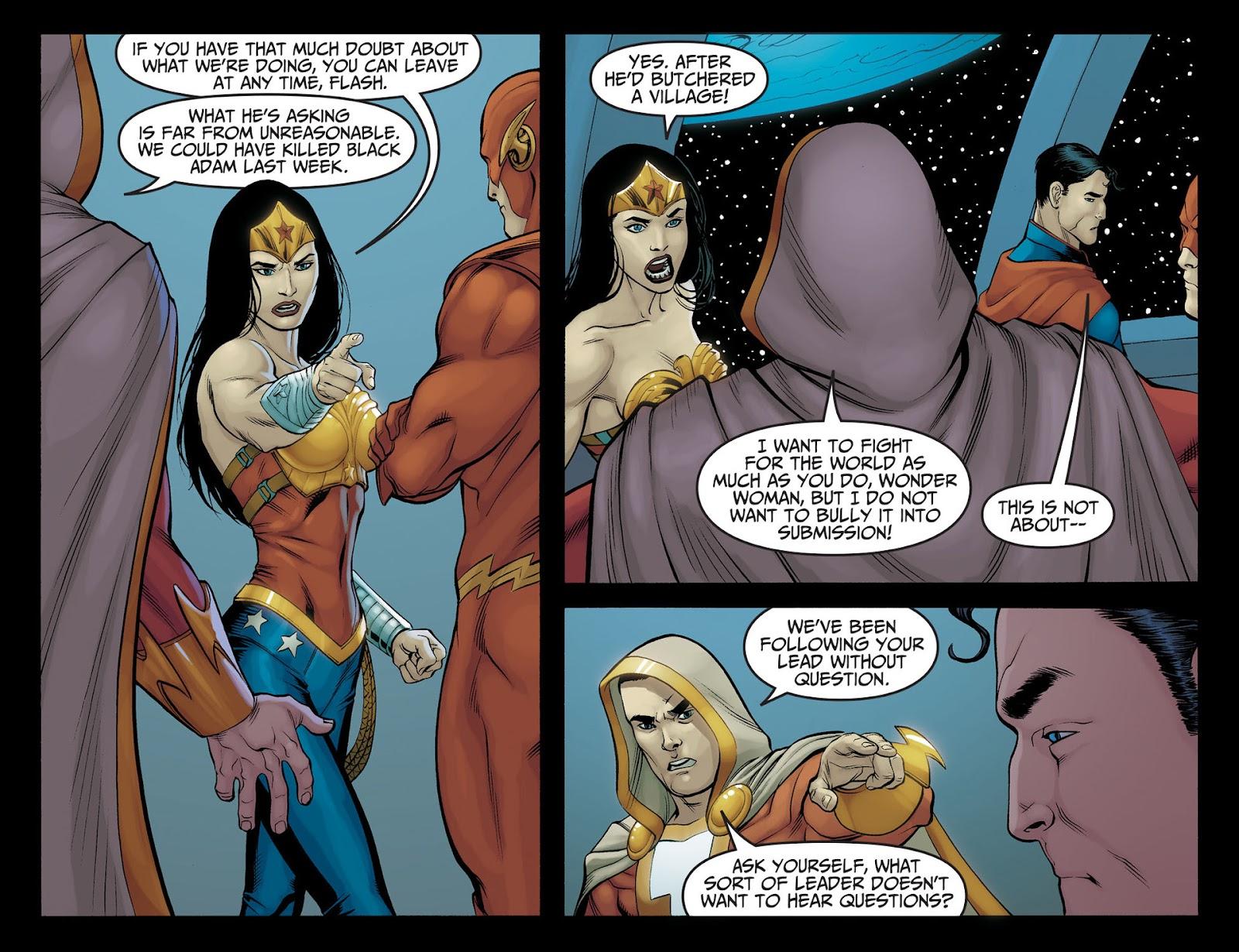 Injustice: Gods Among Us [I] Issue #22 #23 - English 5