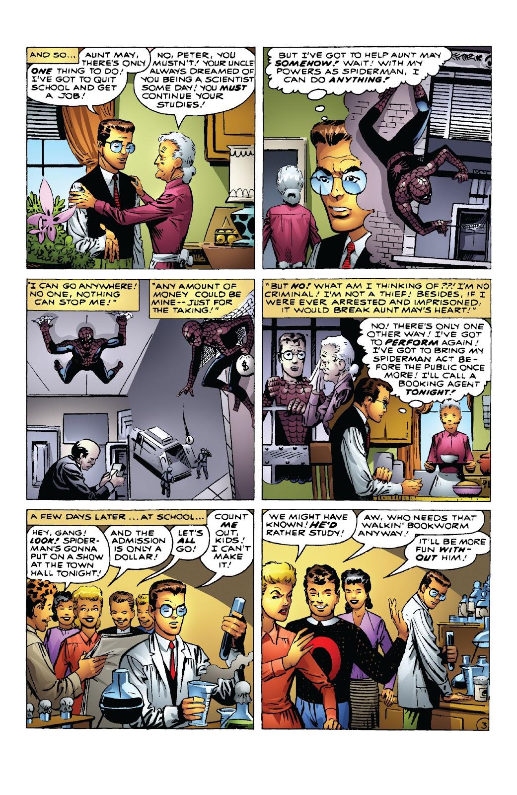 Amazing Fantasy #15: Spider-Man! Full #1 - English 18